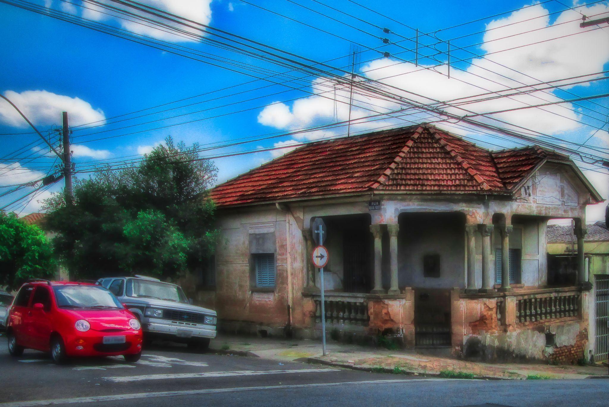 Casa Velha by Sissi Castilho