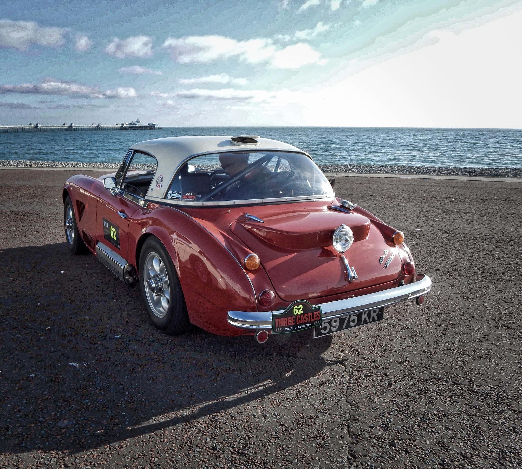1964 Austin Healey 3000 Mk 111 by Carbucketty
