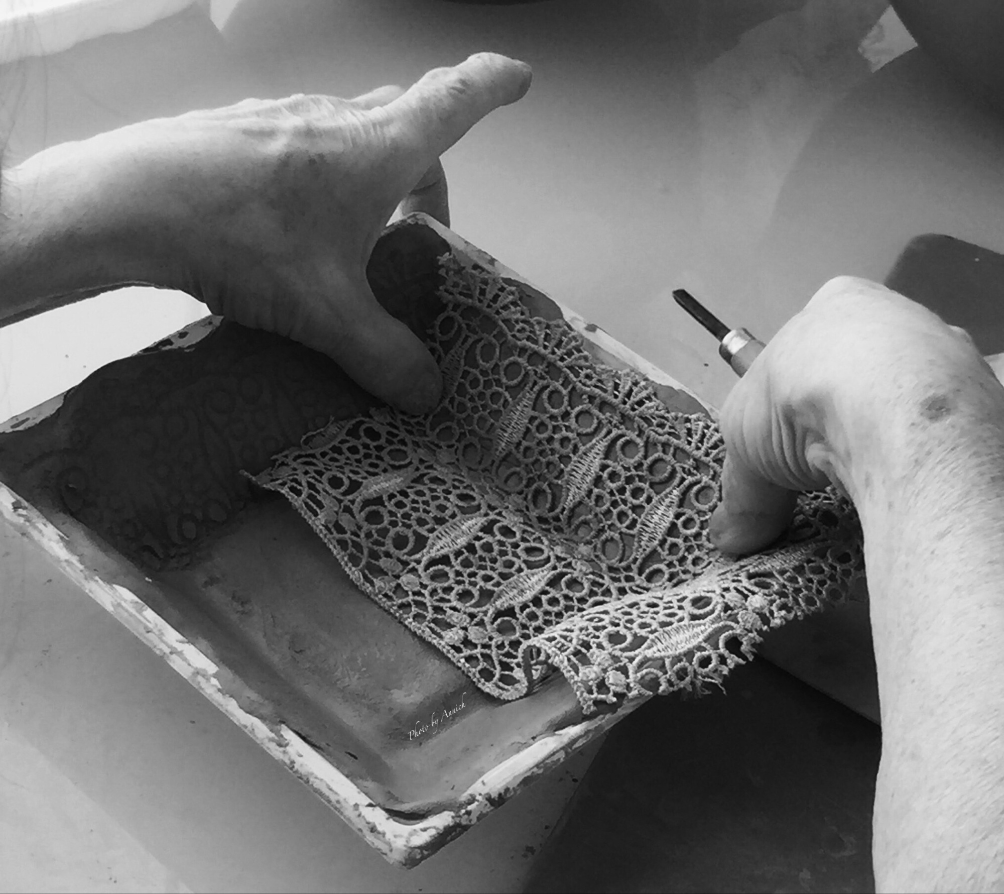 Hand-making by Annich