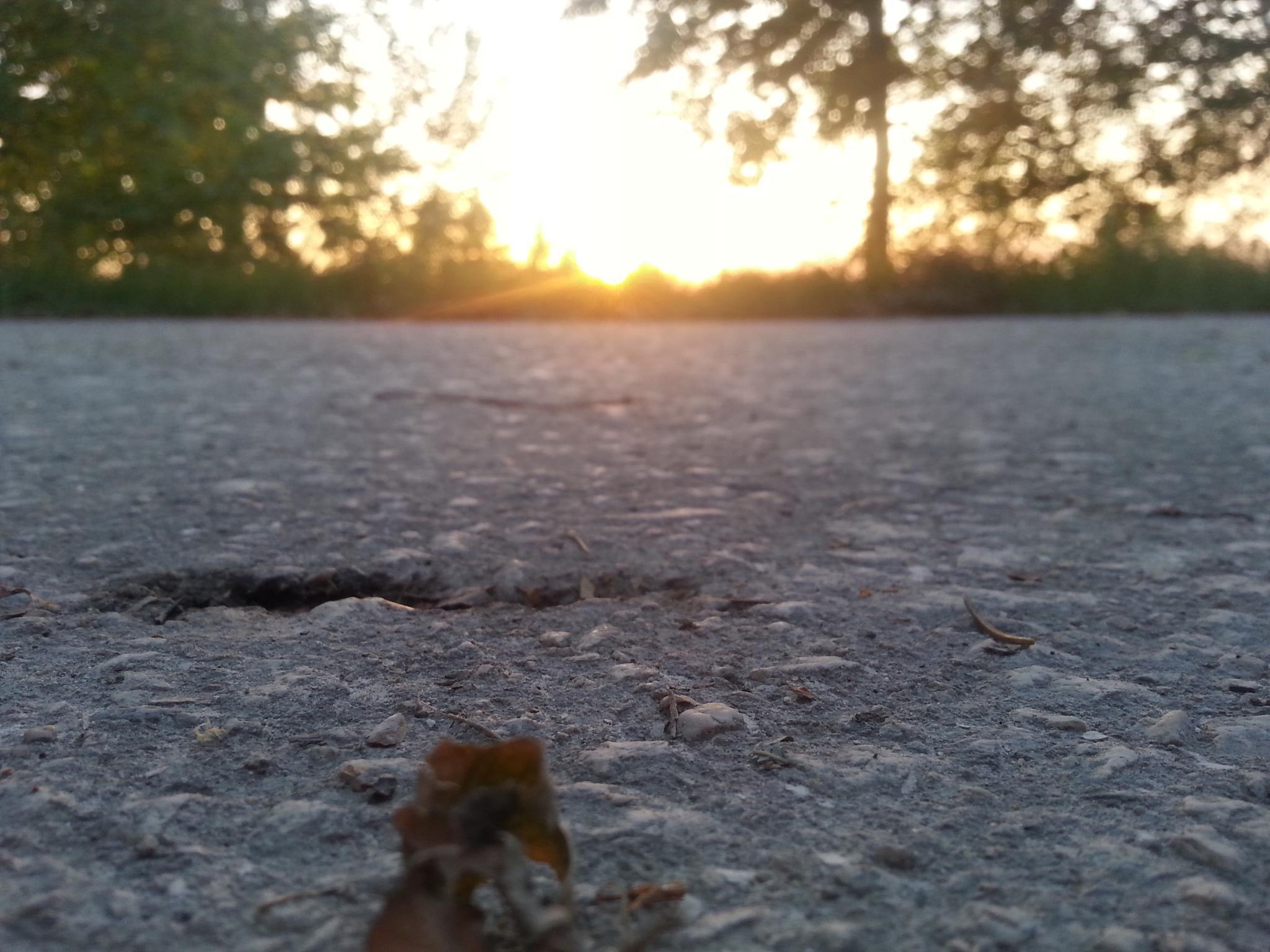 Sunset by Manol