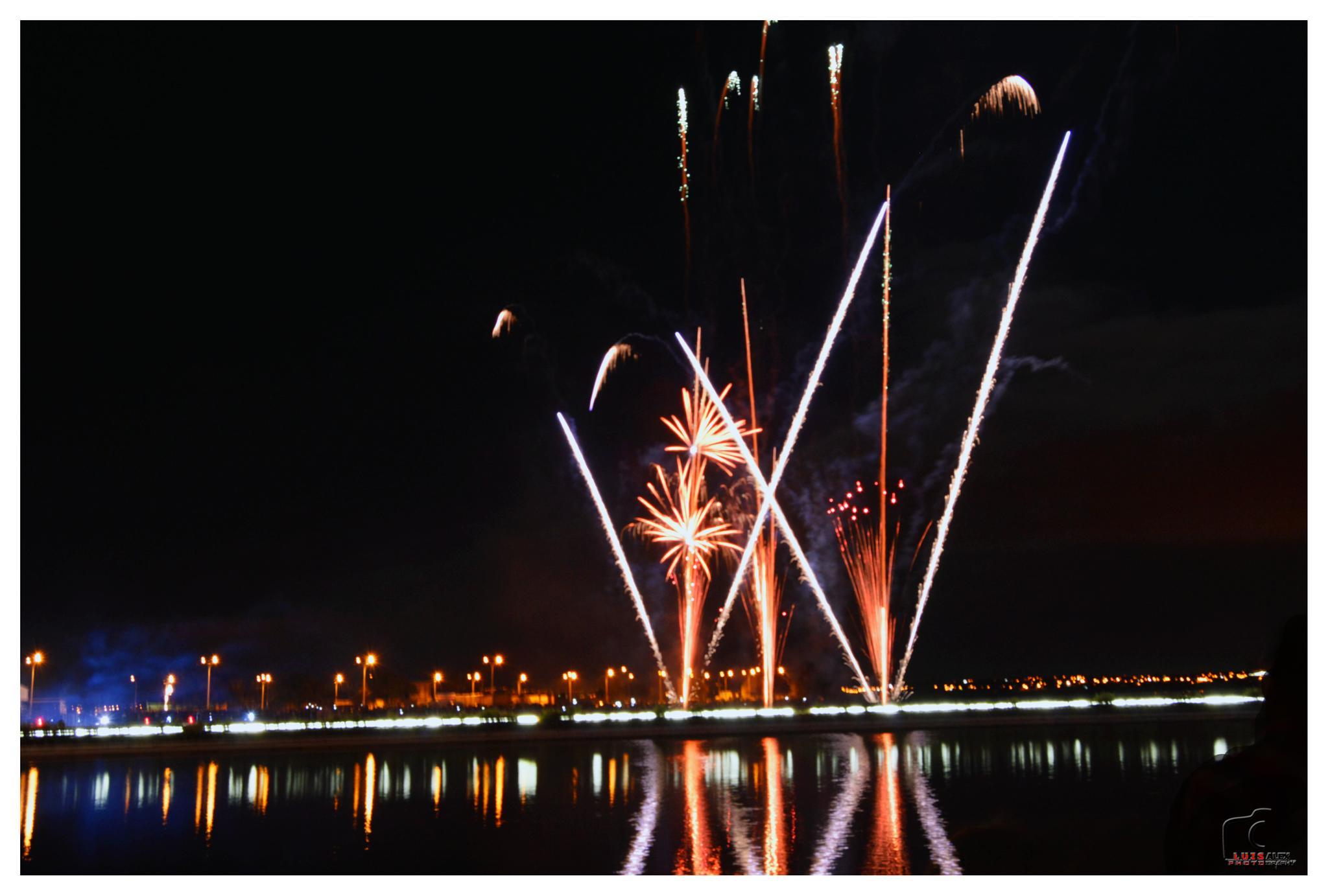 fireworks by Luís Alex