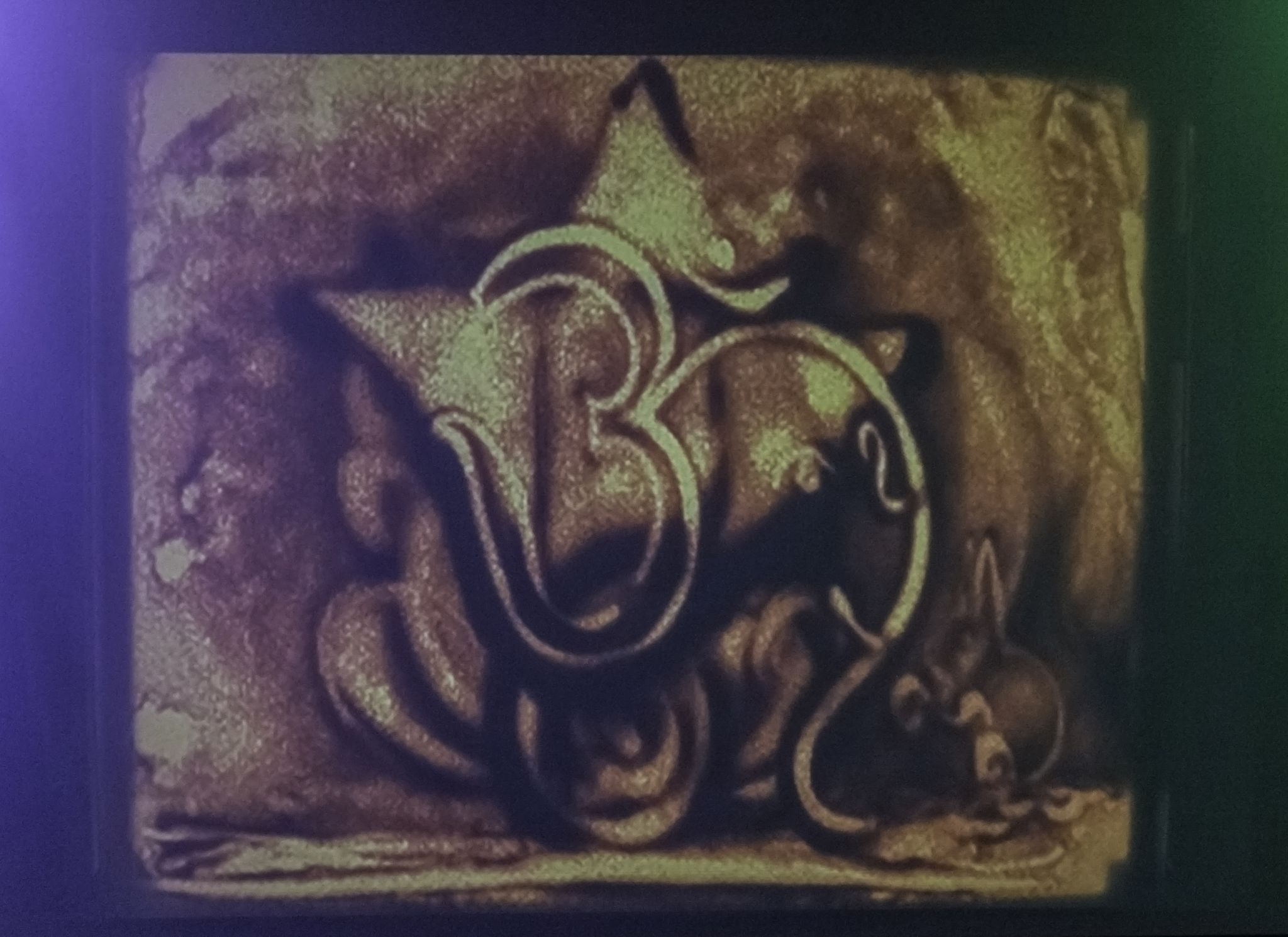 Sand Art by skanda Kumar G.K