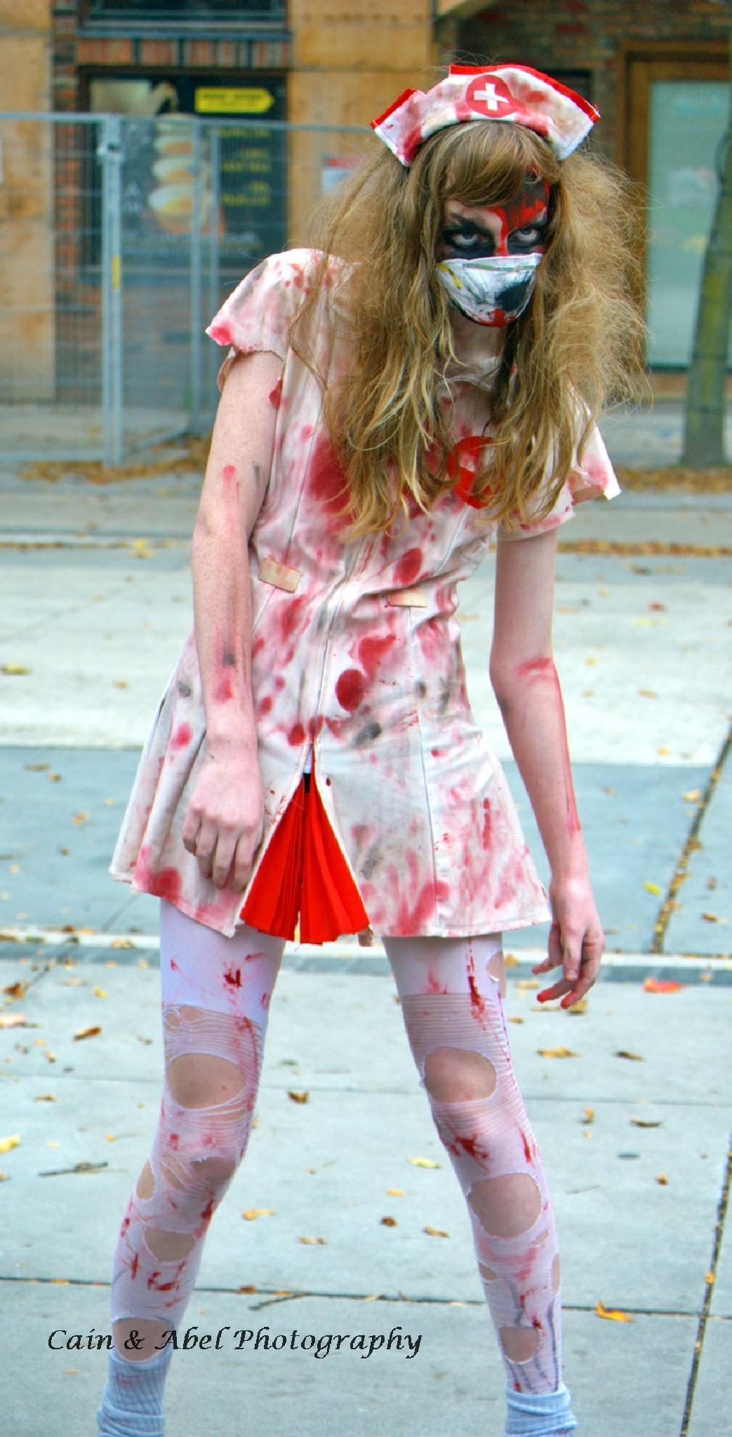Hamilton Zombie Walk 2014 by C & A Photography