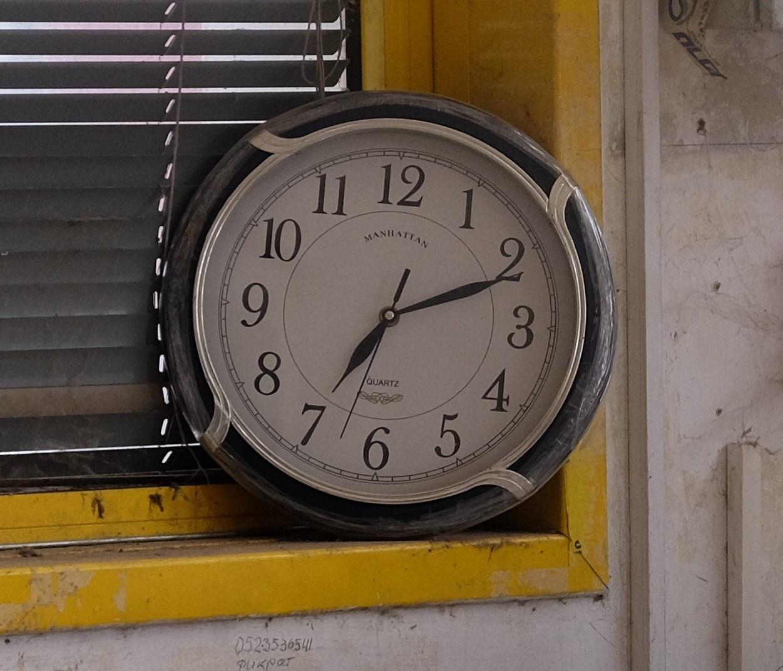 Clock by Pukshansky Gregory
