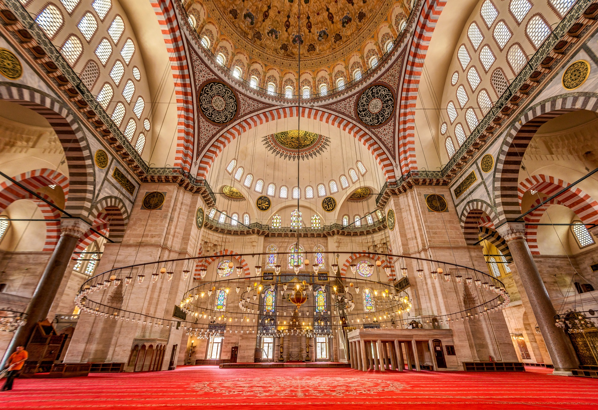 Istanbul Mosque by Nick Moulds