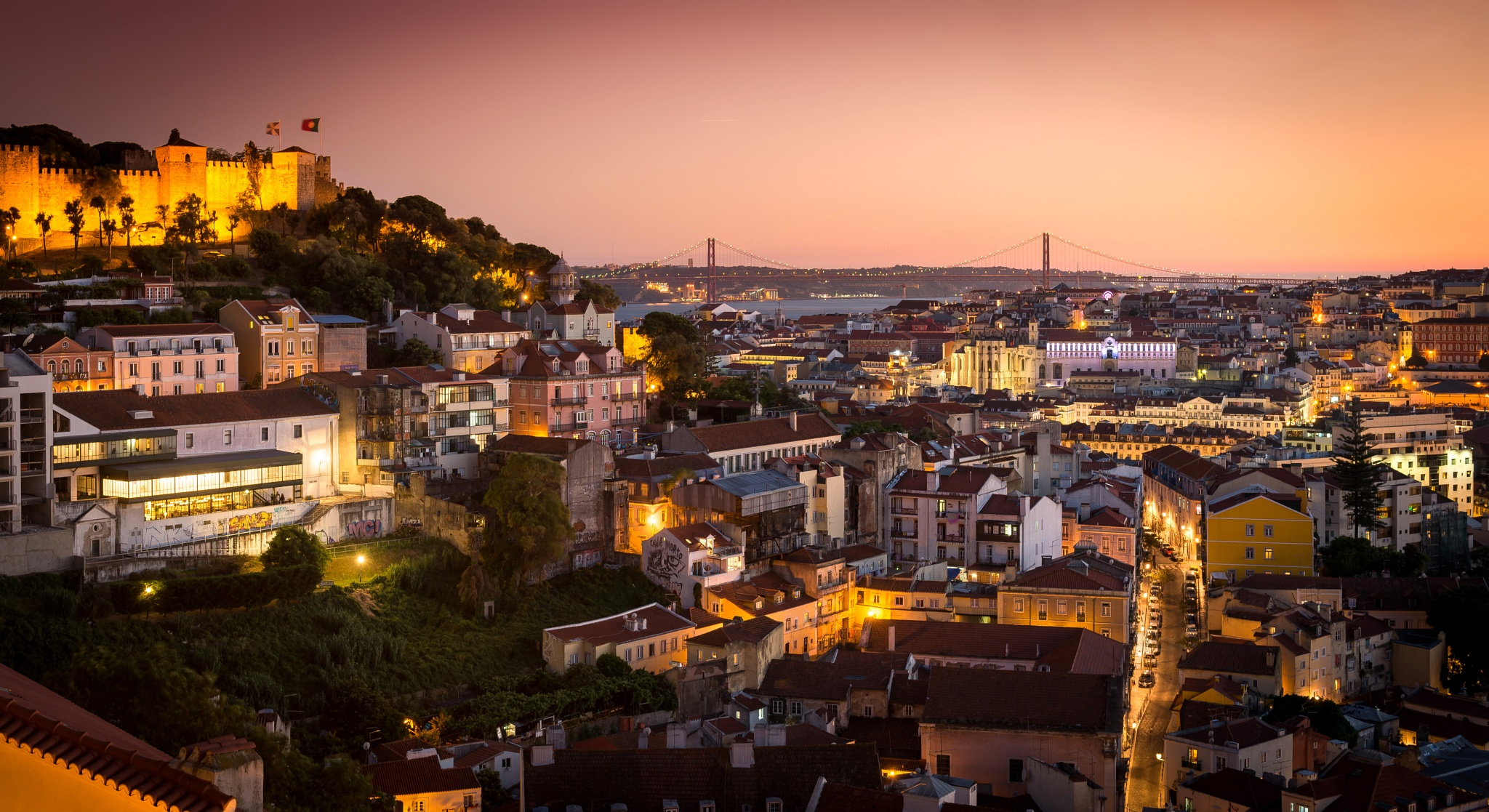 Lisbon by Nick Moulds