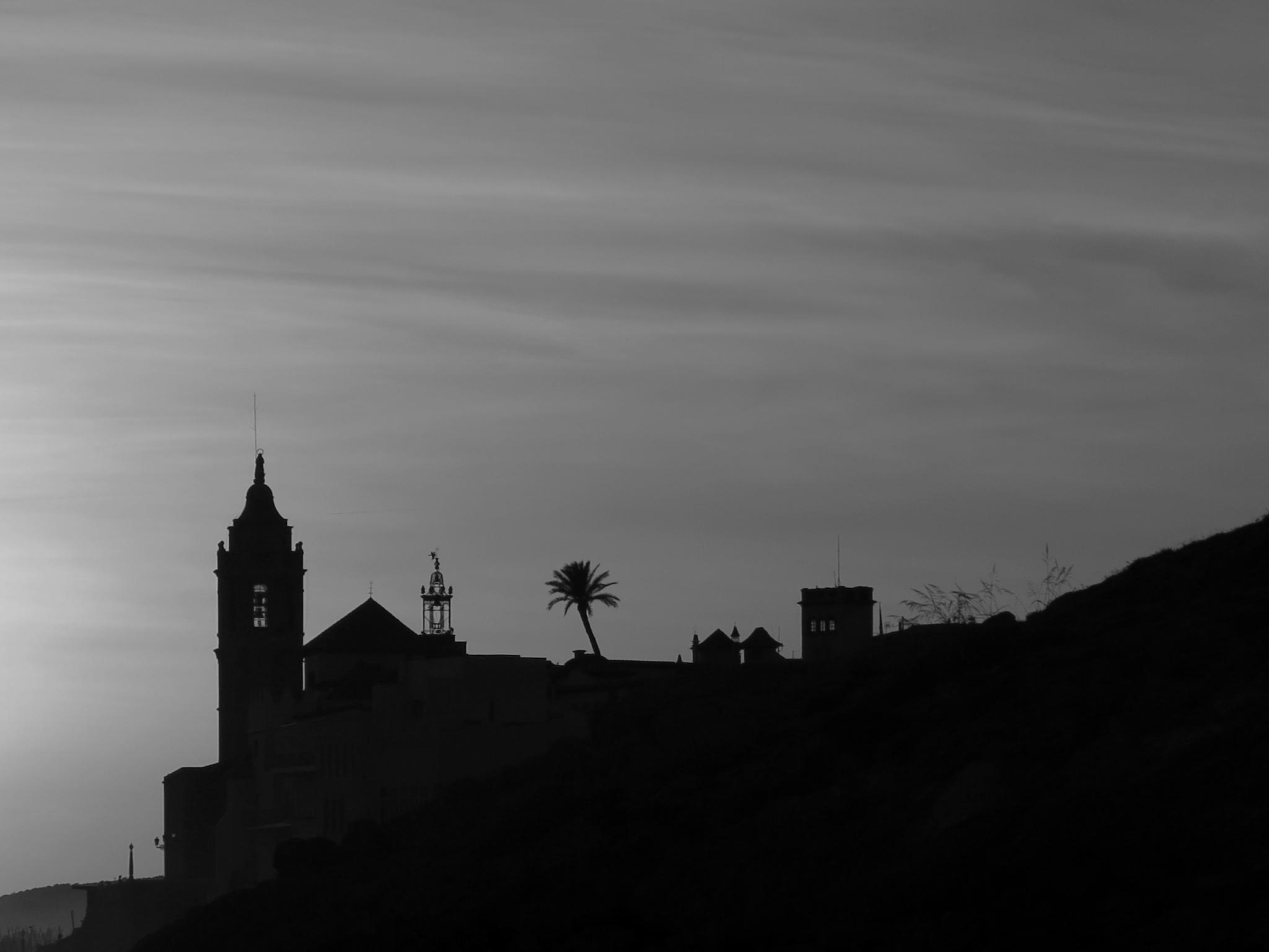 Photo in Black and White #travel #city #discover #time #holidays #places