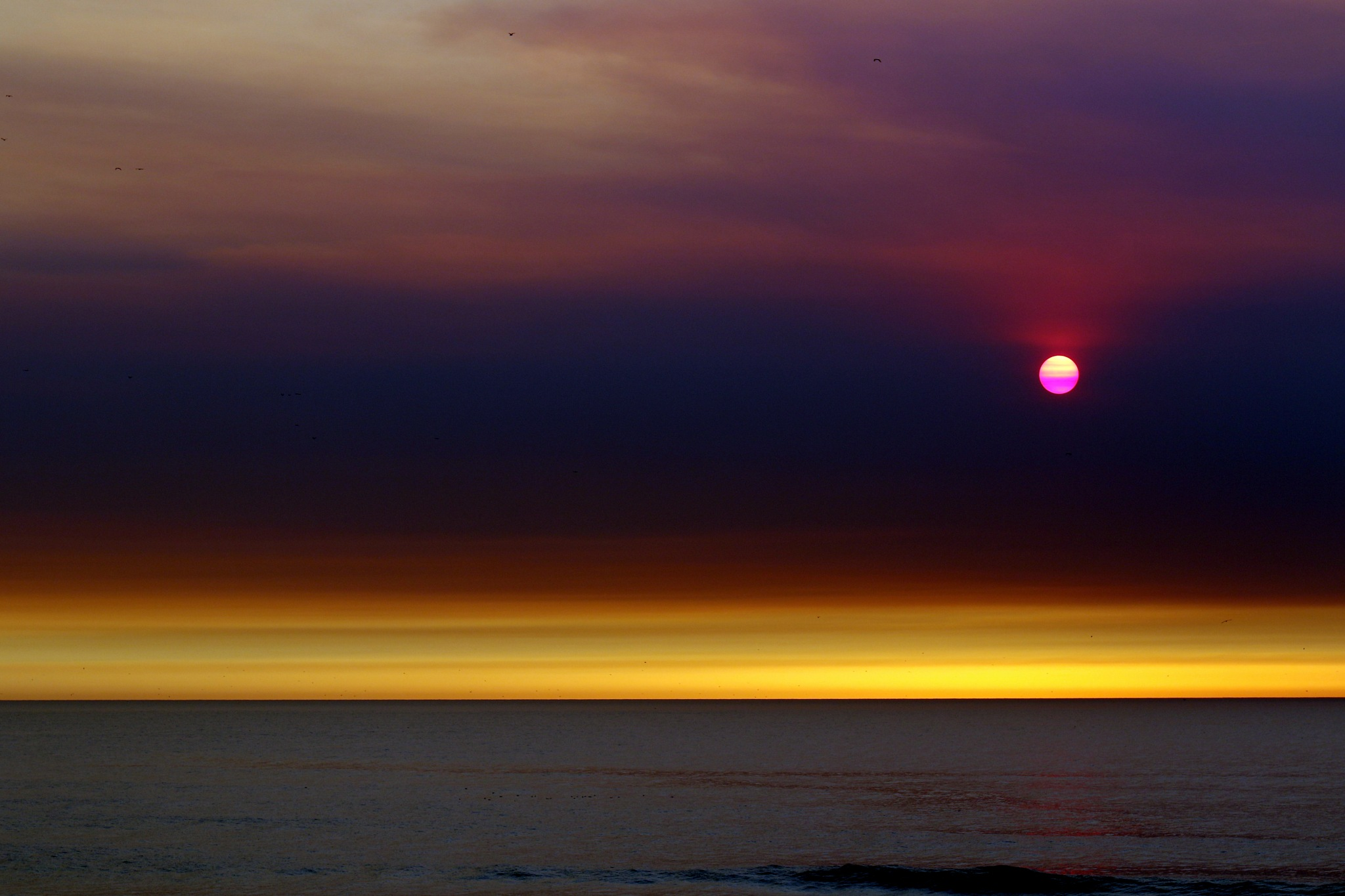 Sunset by GilReis