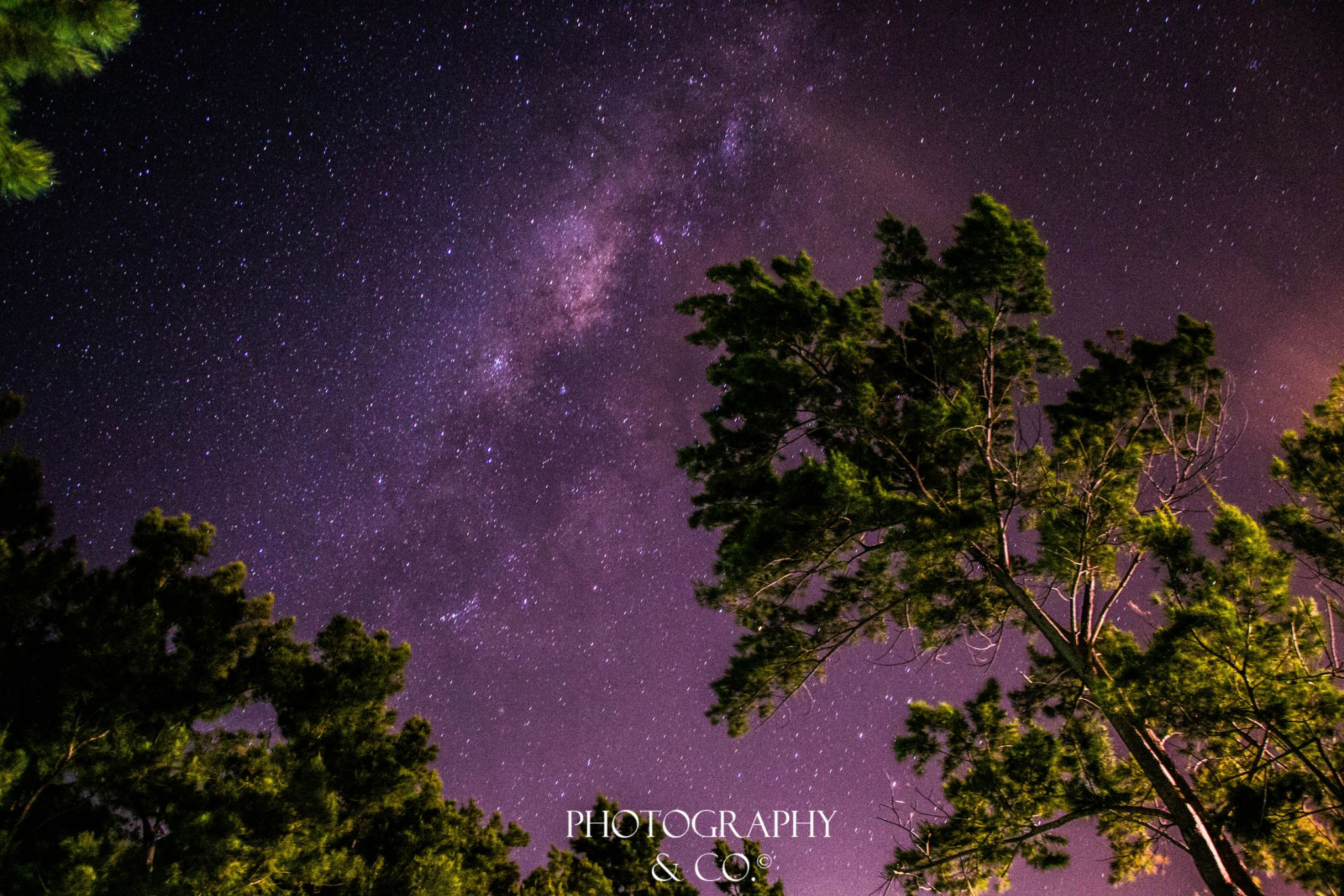 Stars in the sky - Milky Way  by olivier.samcawfreve