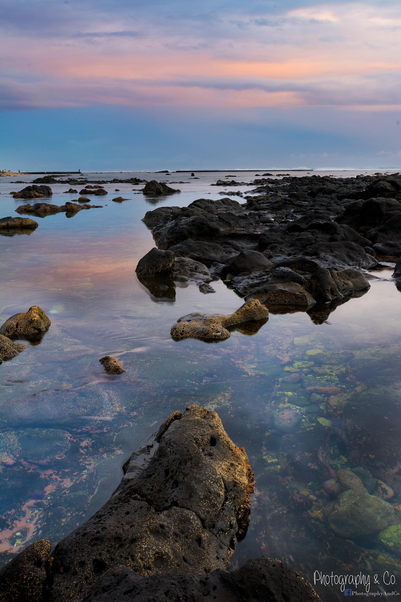 Sunset - Saint-Pierre by olivier.samcawfreve