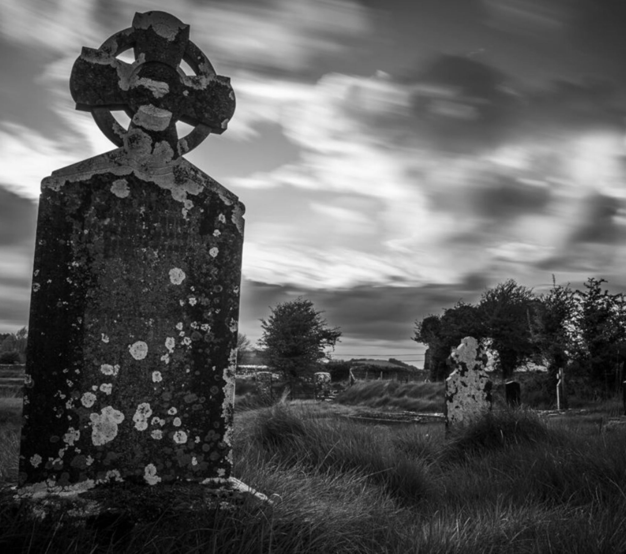 The Old Grave  by BALRATH PHOTOGRAPHY