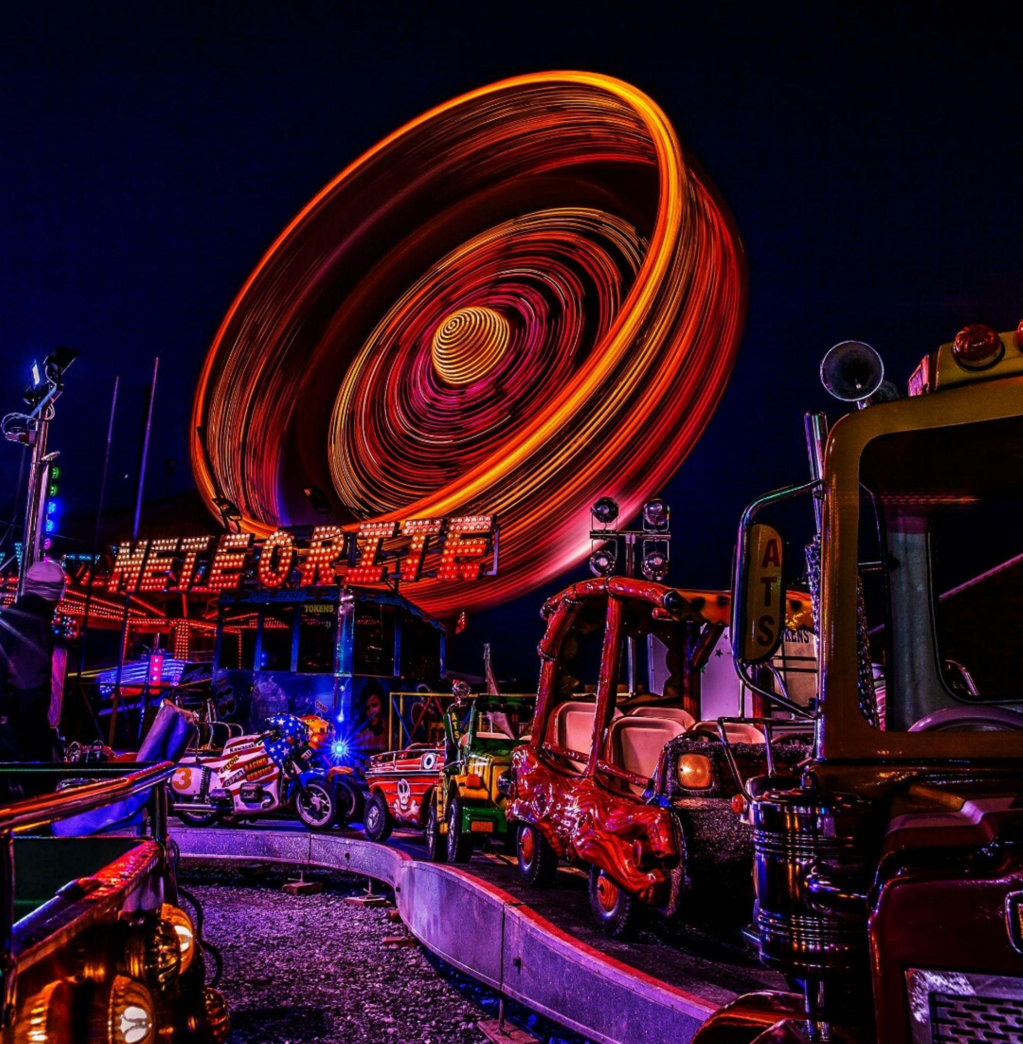 The Fun Fair  by BALRATH PHOTOGRAPHY