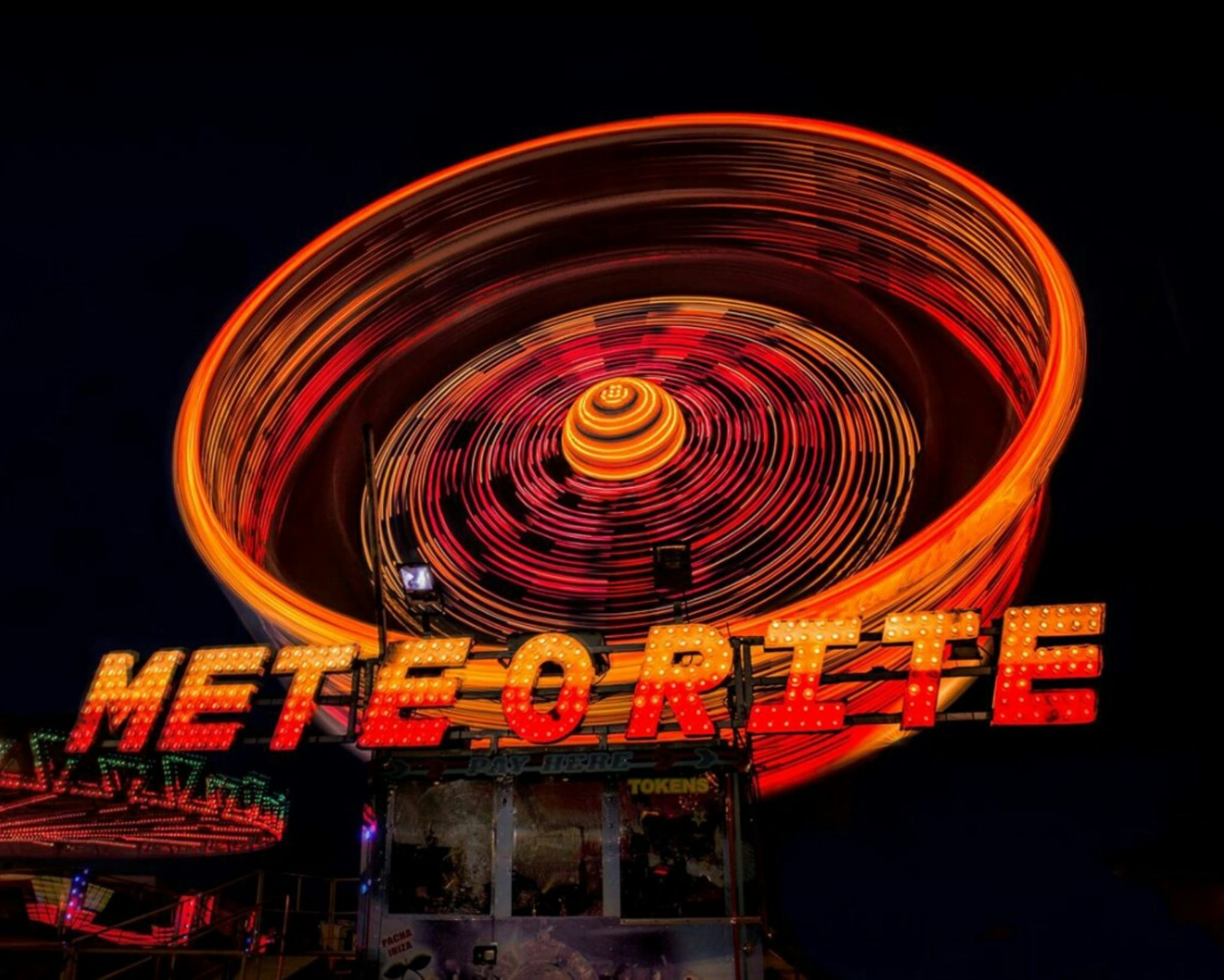 At the funfair  by BALRATH PHOTOGRAPHY