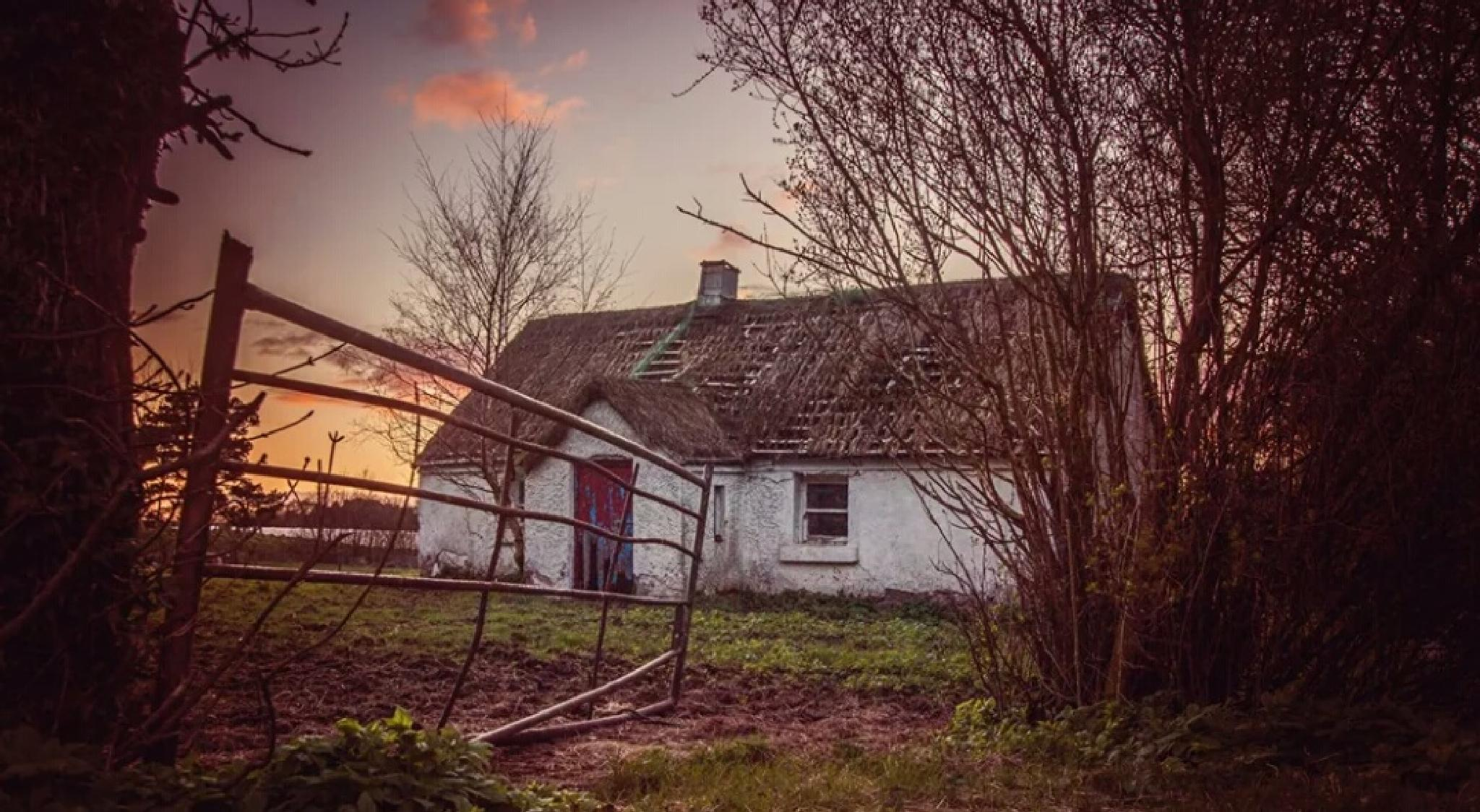 the old cottage by BALRATH PHOTOGRAPHY
