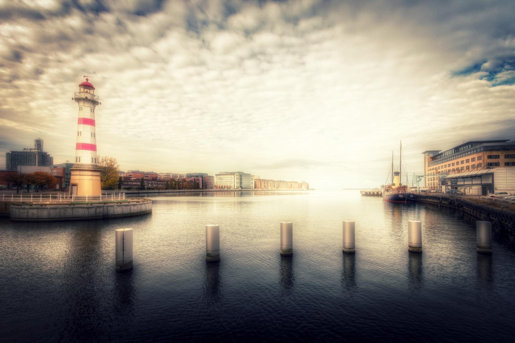 Sea & Clouds by Mirza Buljusmic