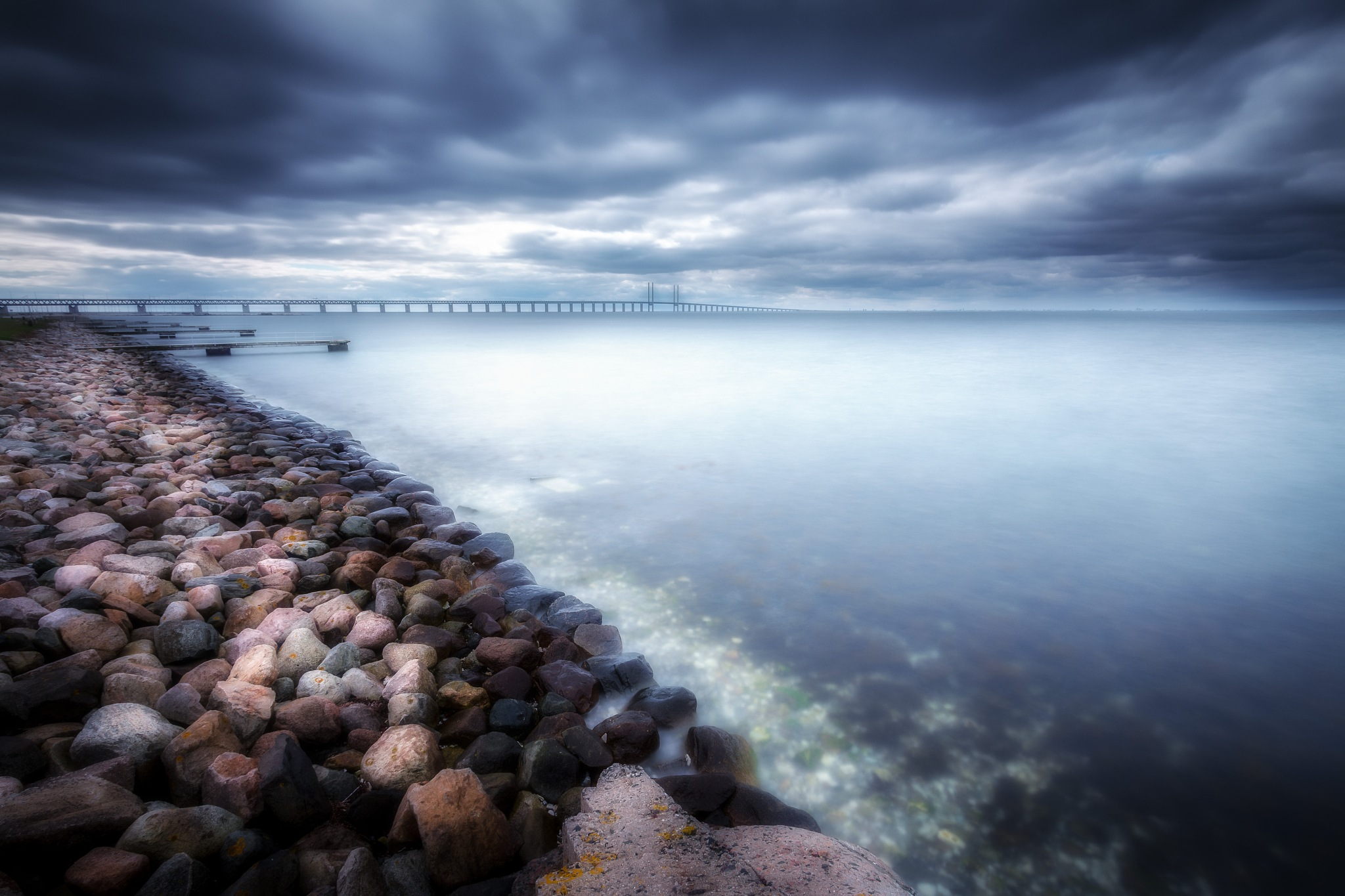Öresund Blues by Mirza Buljusmic