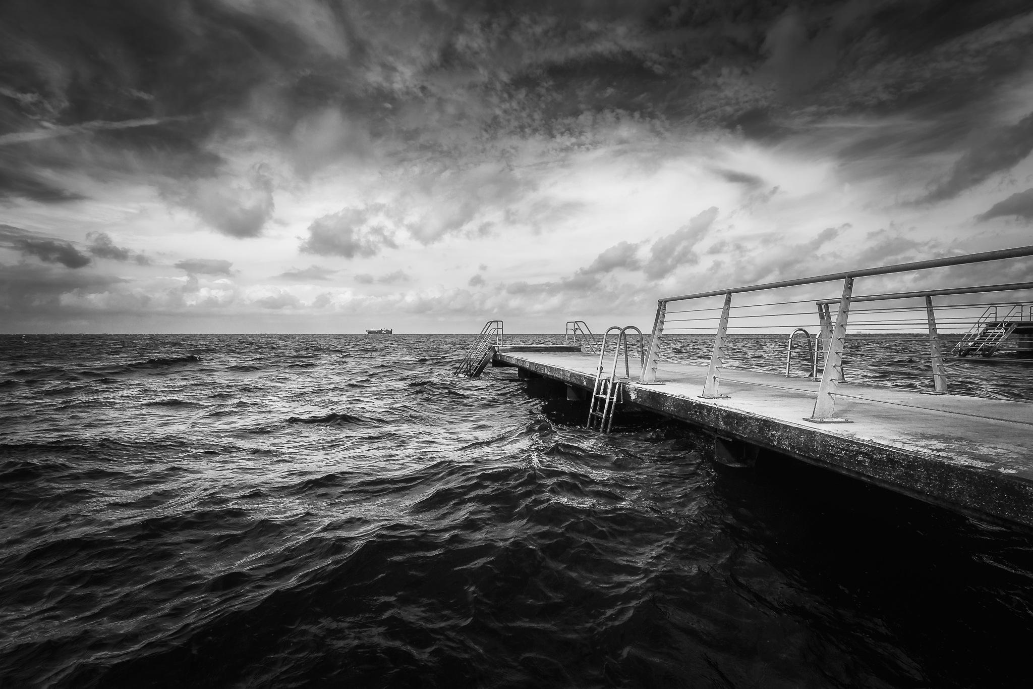 End of summer by Mirza Buljusmic