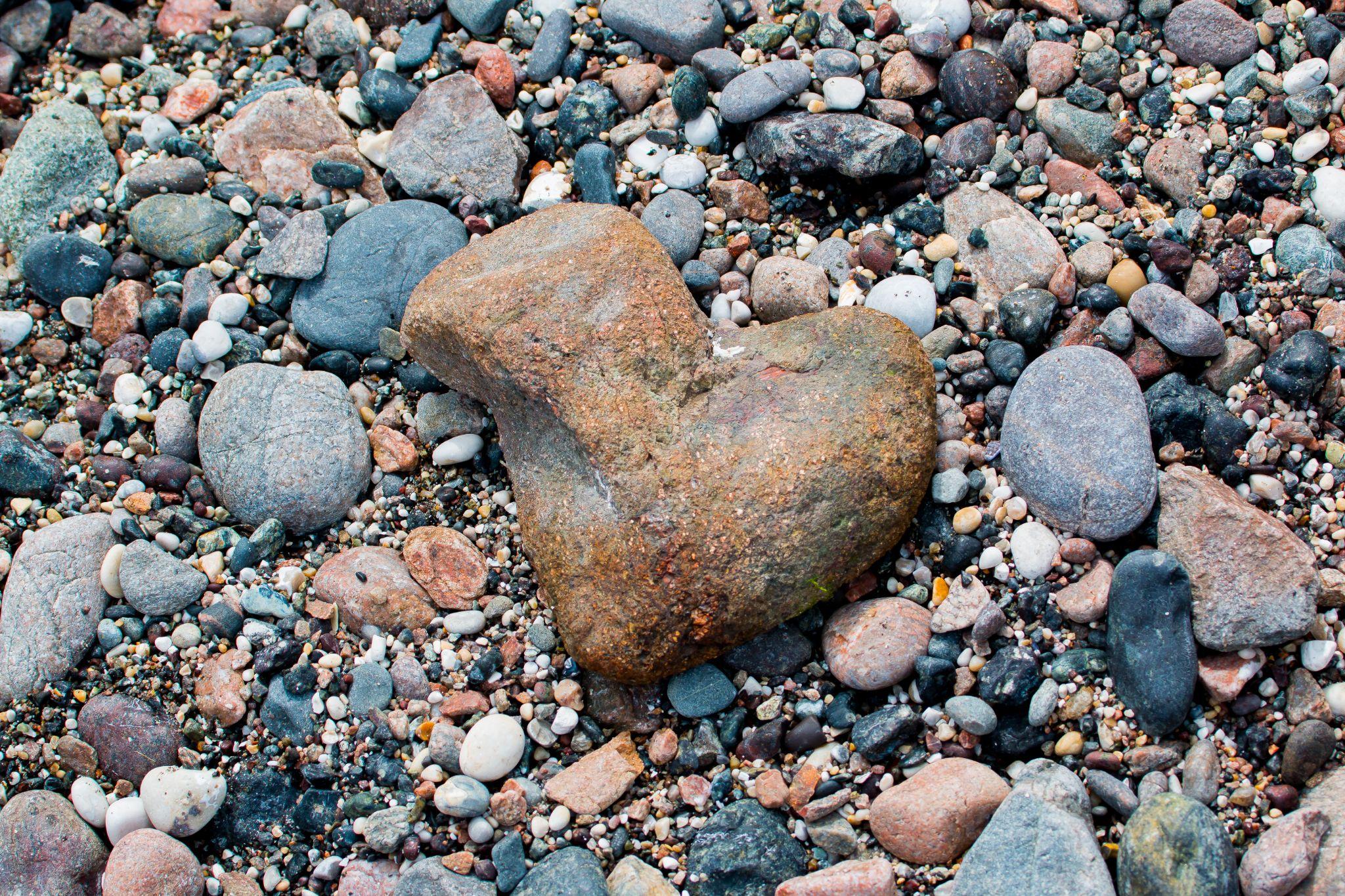 Heart of Stone by Gareth Sawbridge