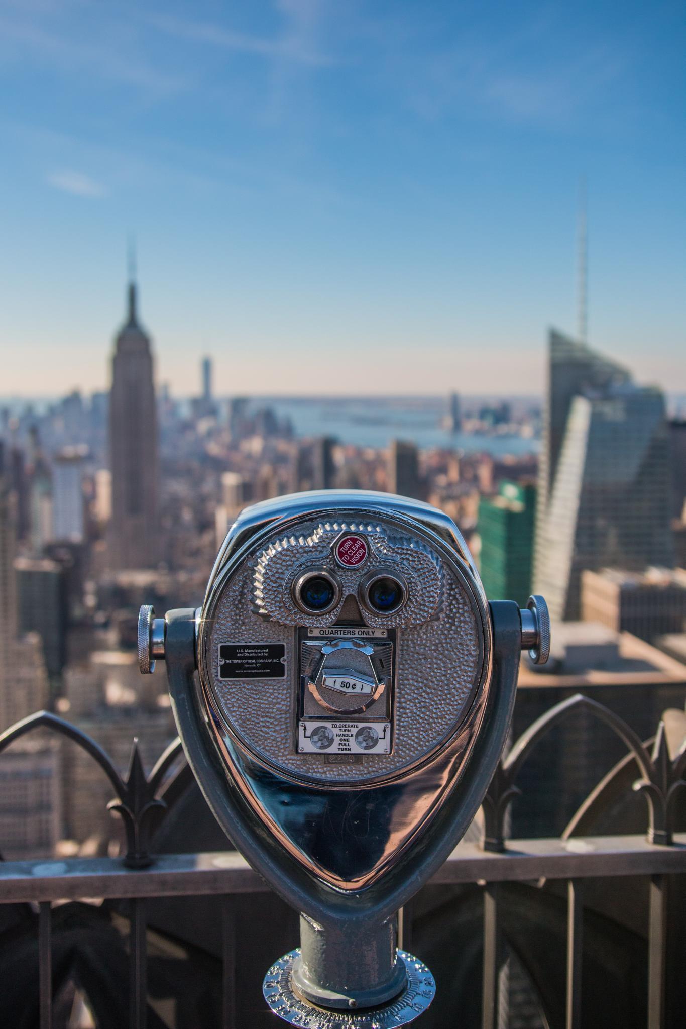Take In The View by Gareth Sawbridge