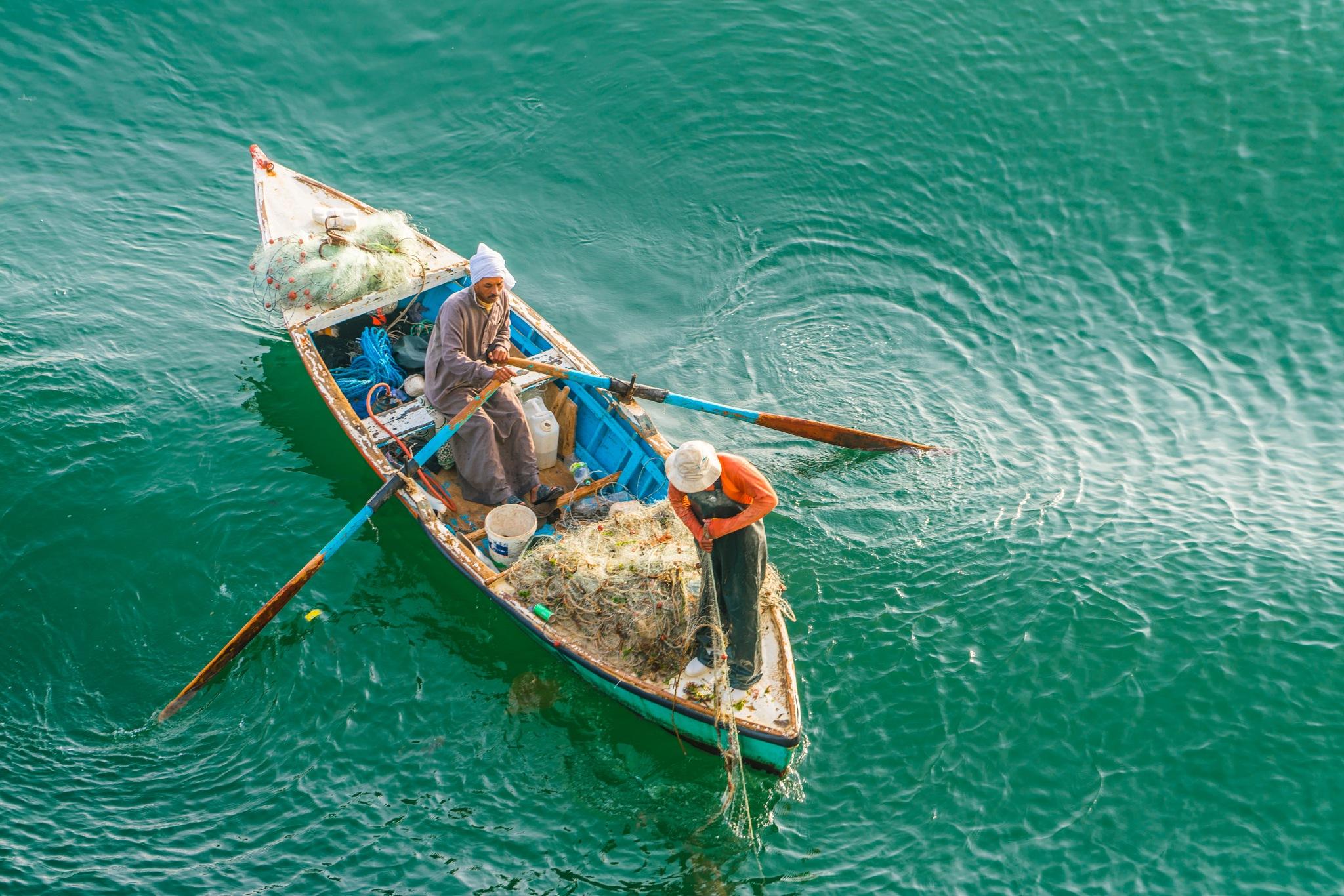 Fishermen by BernArt Photography