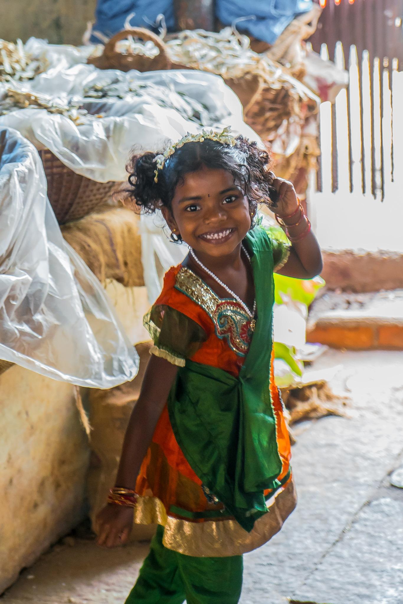 Happy girl by BernArt Photography