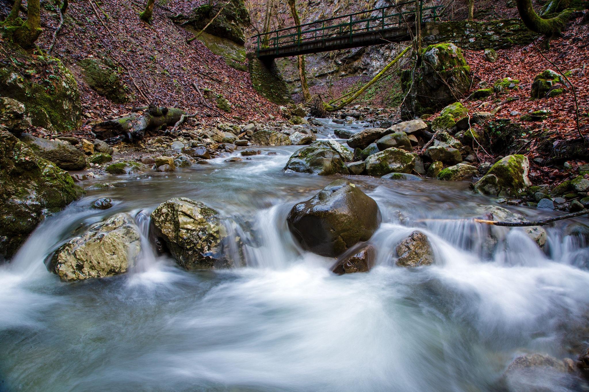 Jasle creek - Devil's pass canyon by stanislav.horacek2