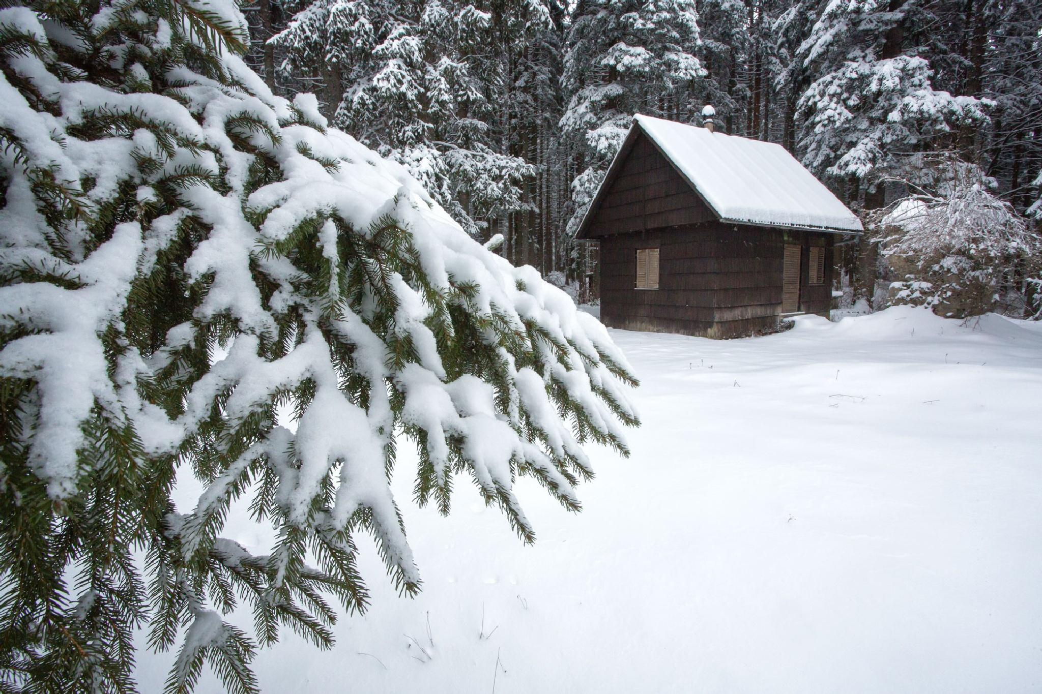 Mountain cabin by stanislav.horacek2