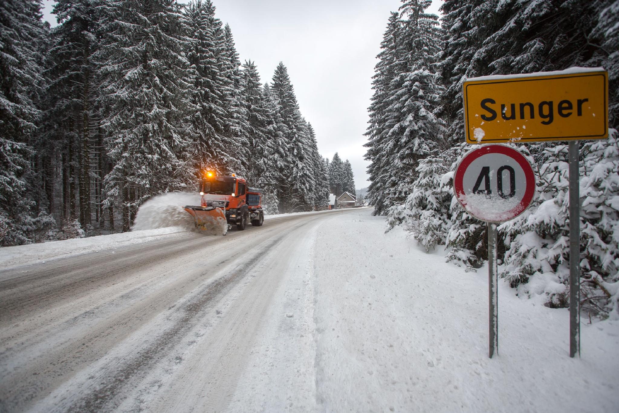 Snow plough by stanislav.horacek2