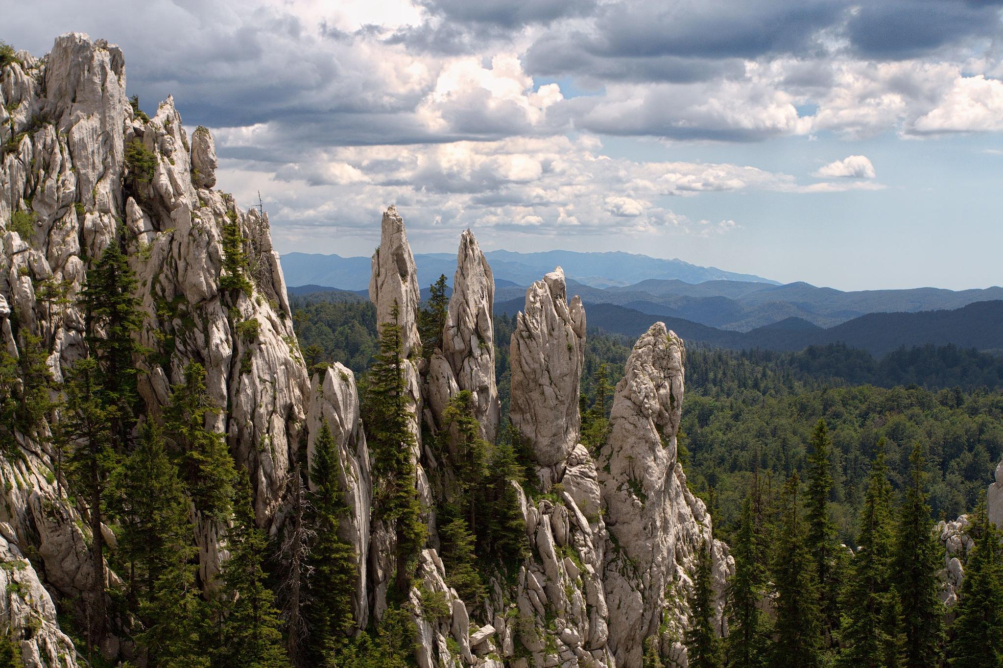White cliffs by stanislav.horacek2