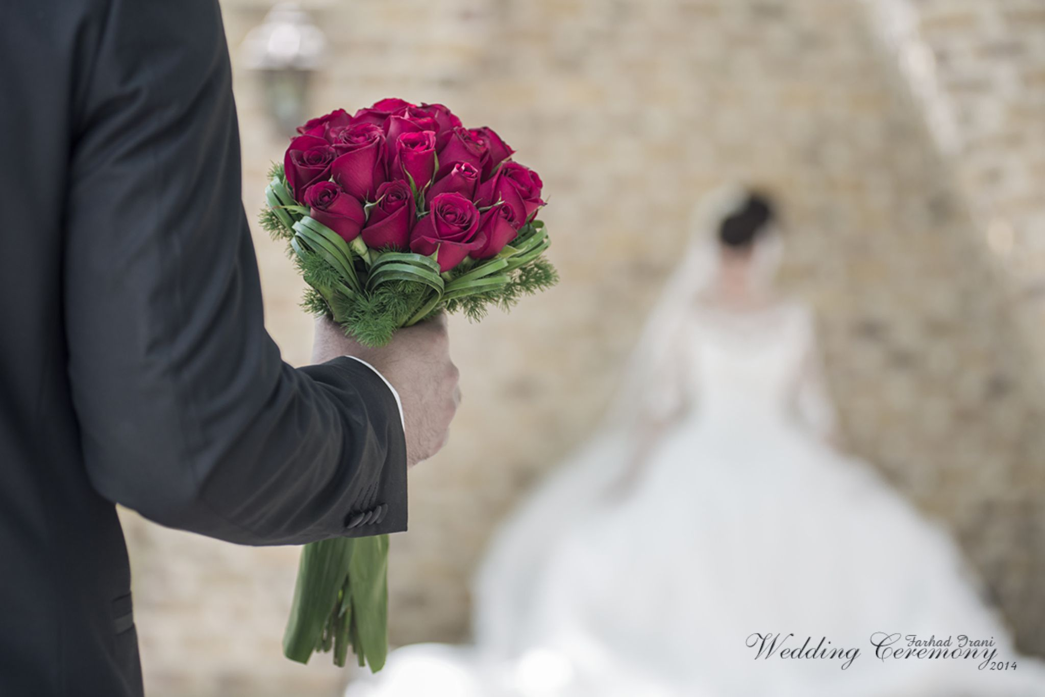 Wedding by Farhad Irani
