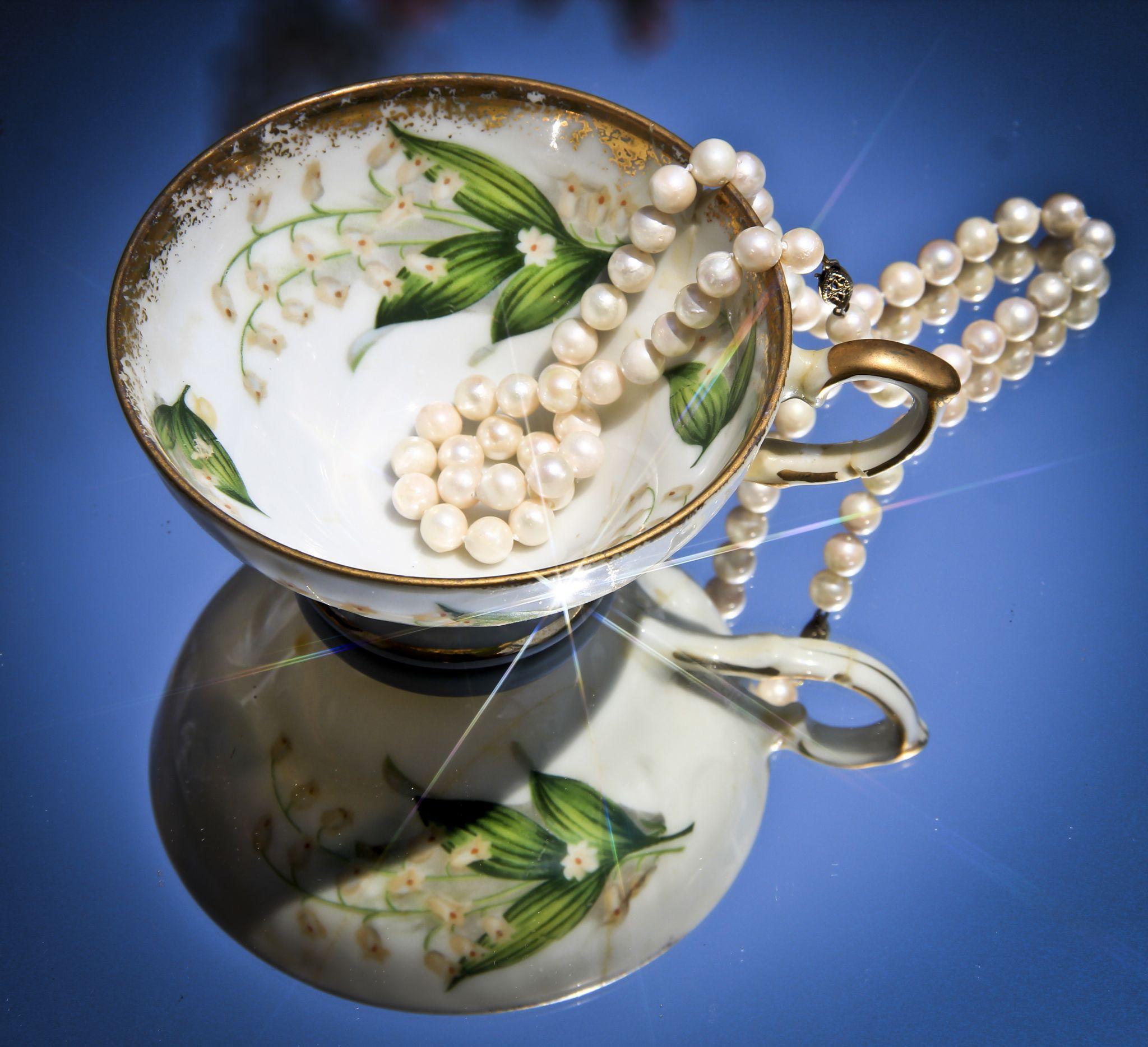 Tea Please by Susan Farris