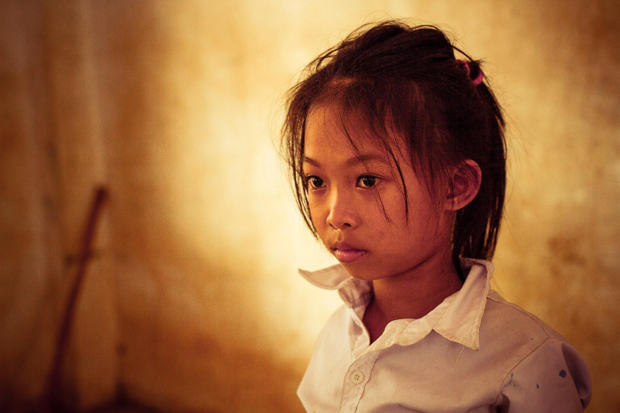 カンボジアの肖像20180615C by wwfax photography