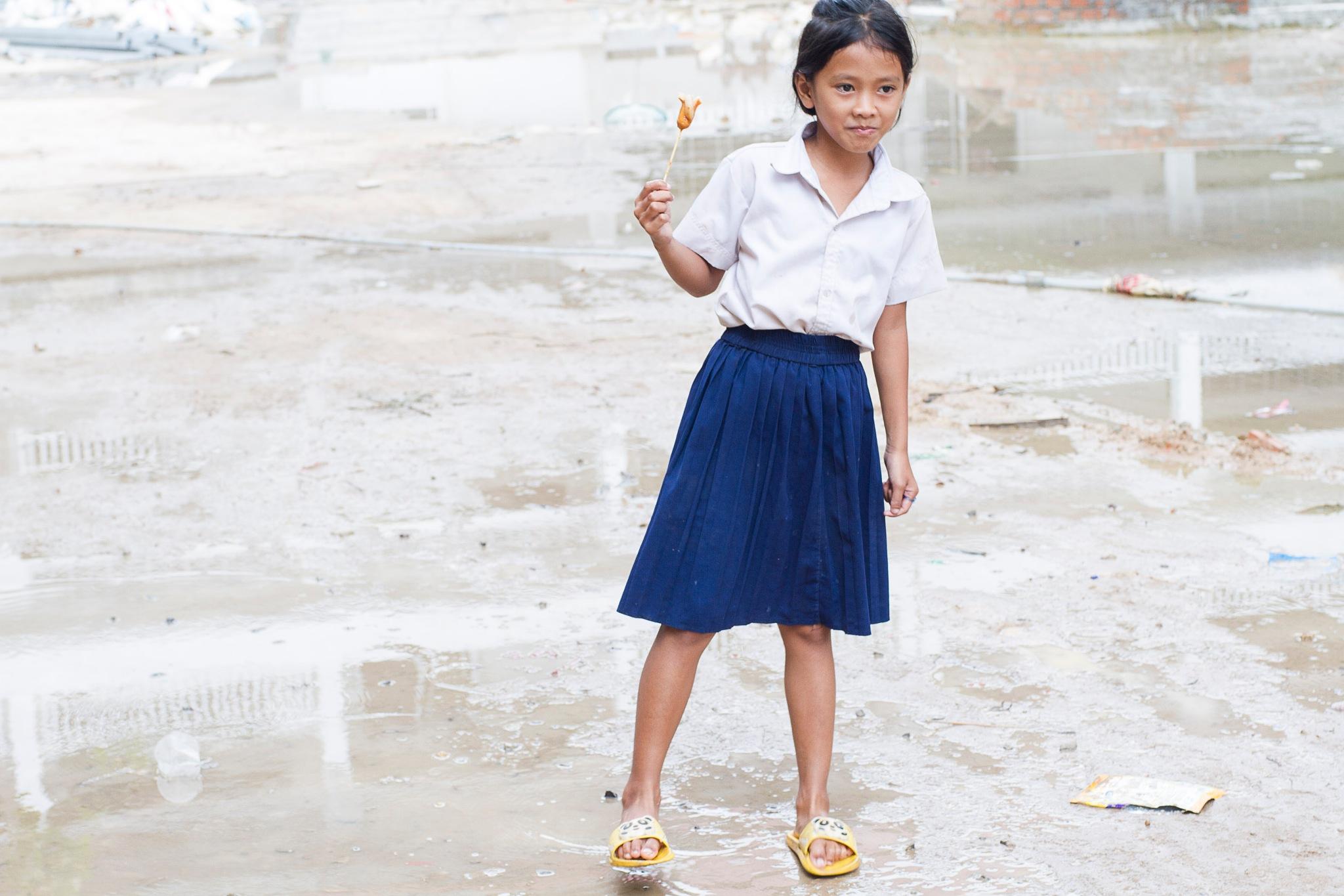 カンボジアの肖像20180808B by wwfax photography