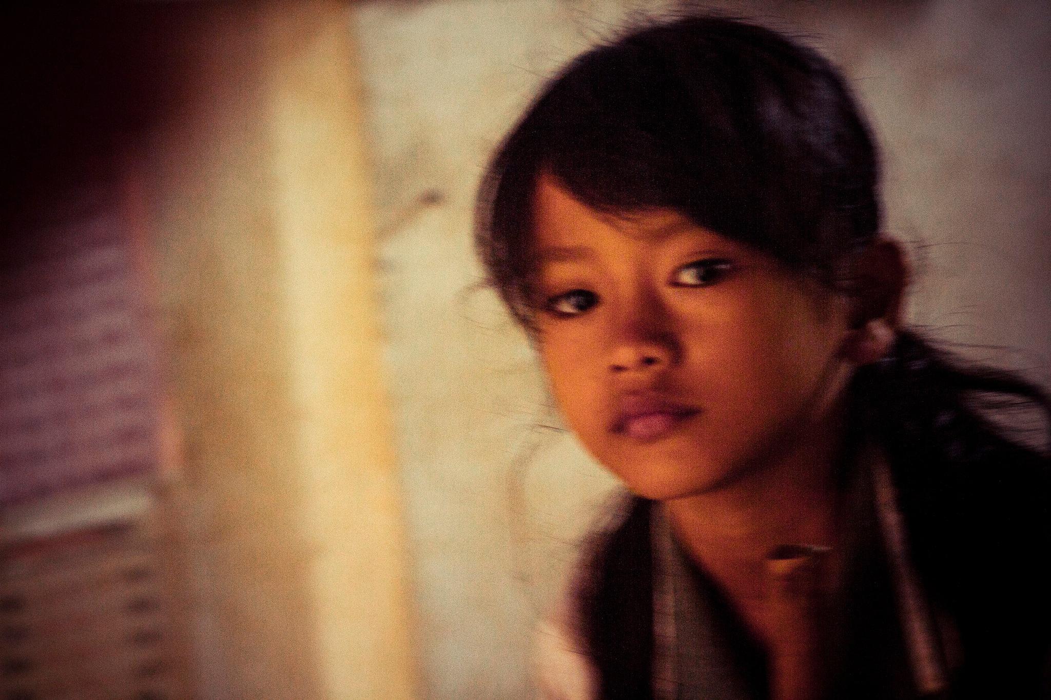 カンボジアの肖像20180522A by wwfax photography