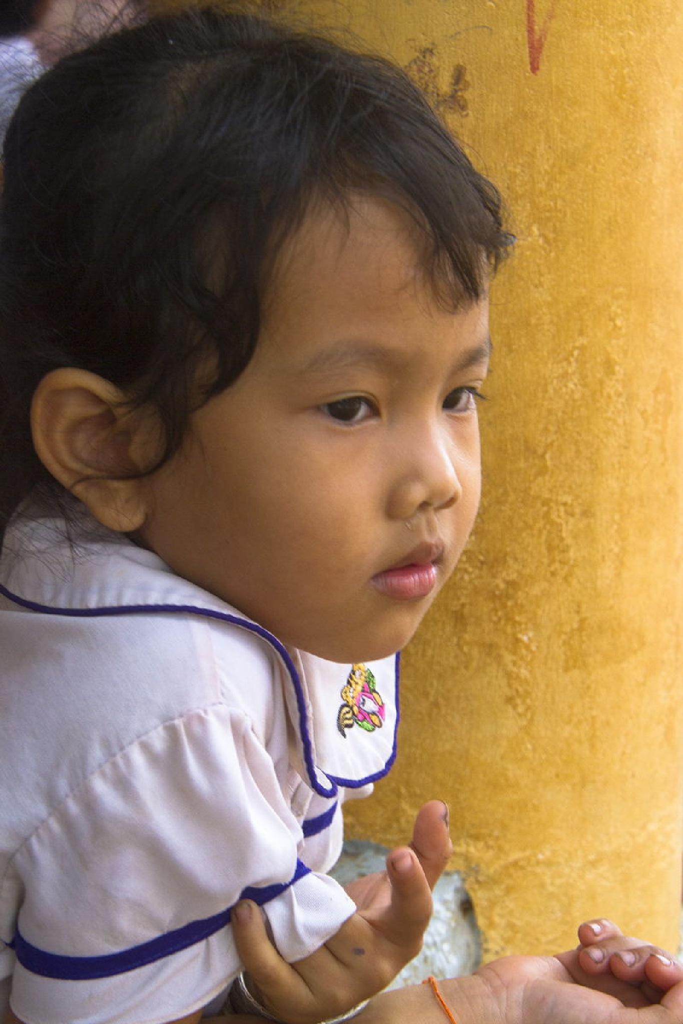 カンボジアの肖像201051114A by wwfax photography