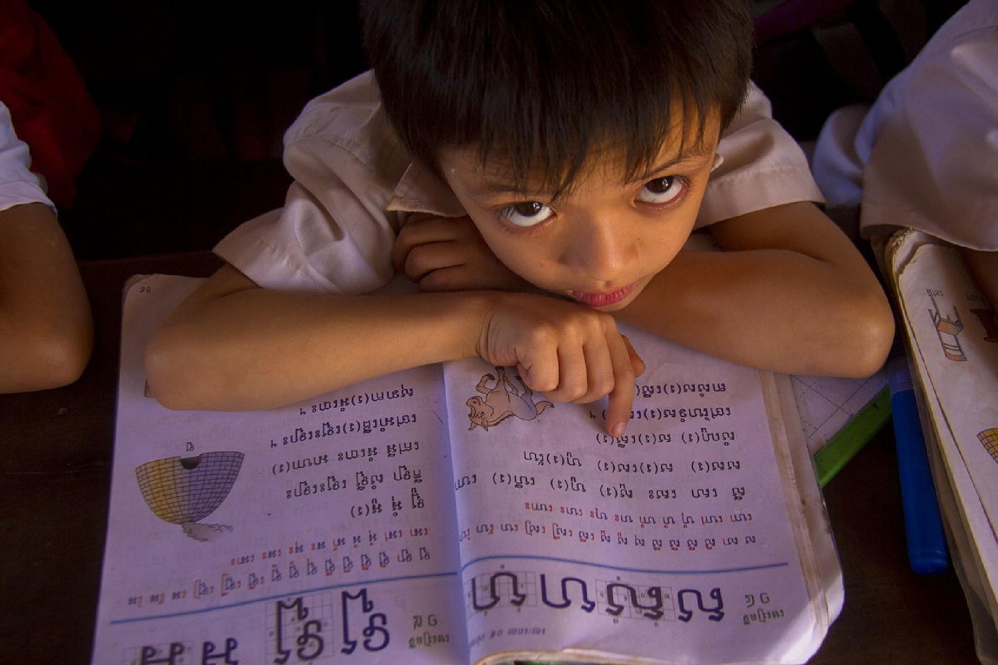 カンボジアの肖像20151229XXX by wwfax photography