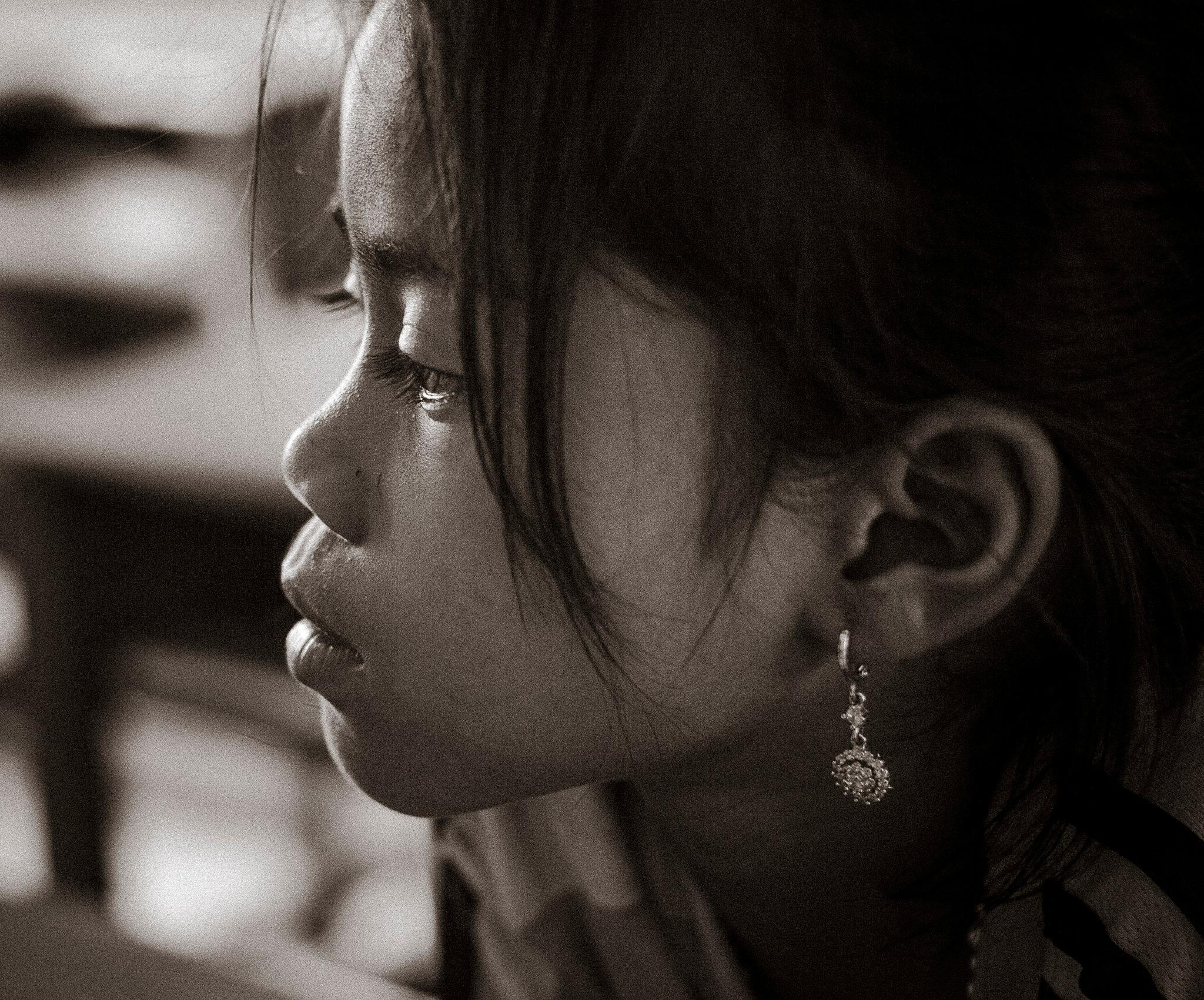 カンボジアの肖像20180331B by wwfax photography