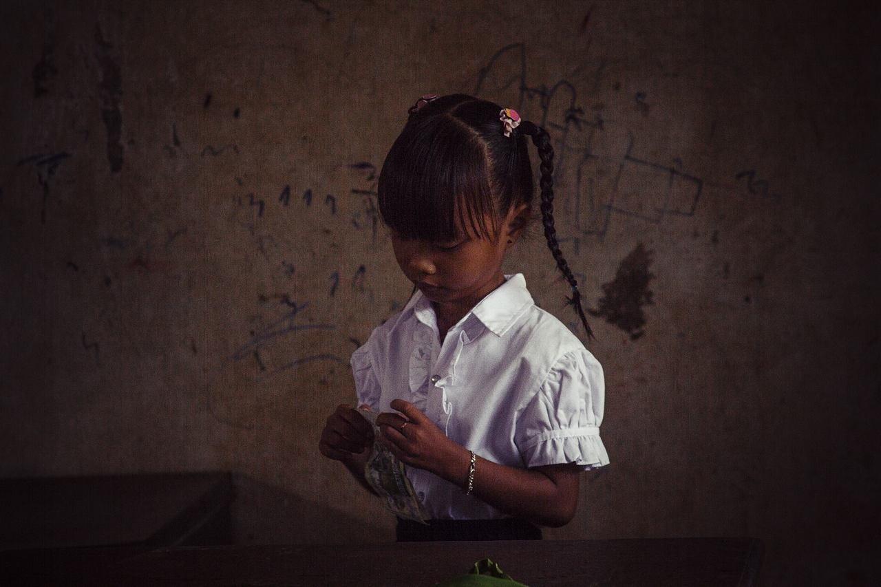 カンボジアの肖像20161130A by wwfax photography