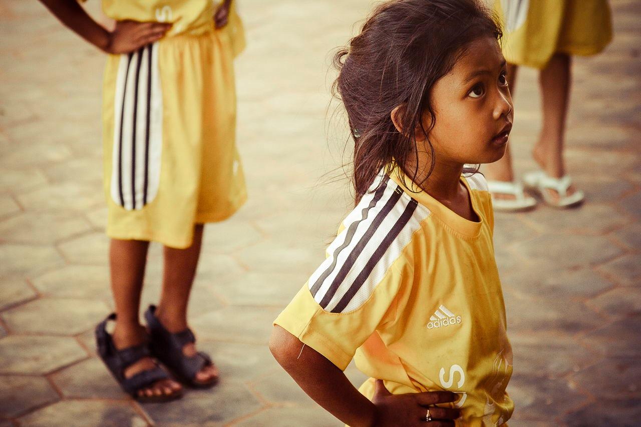 カンボジアの肖像 by wwfax photography