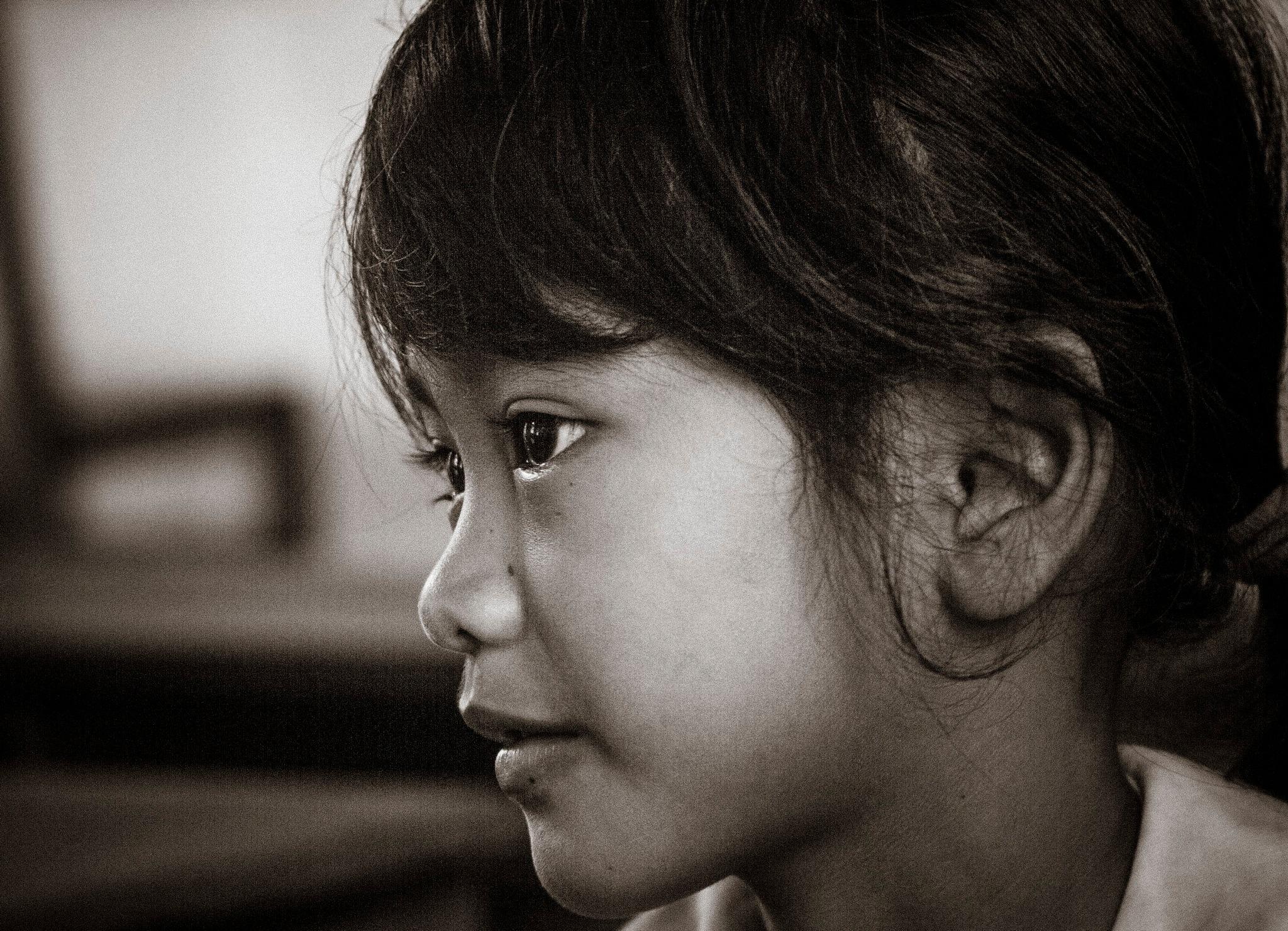 カンボジアの肖像20180522E by wwfax photography
