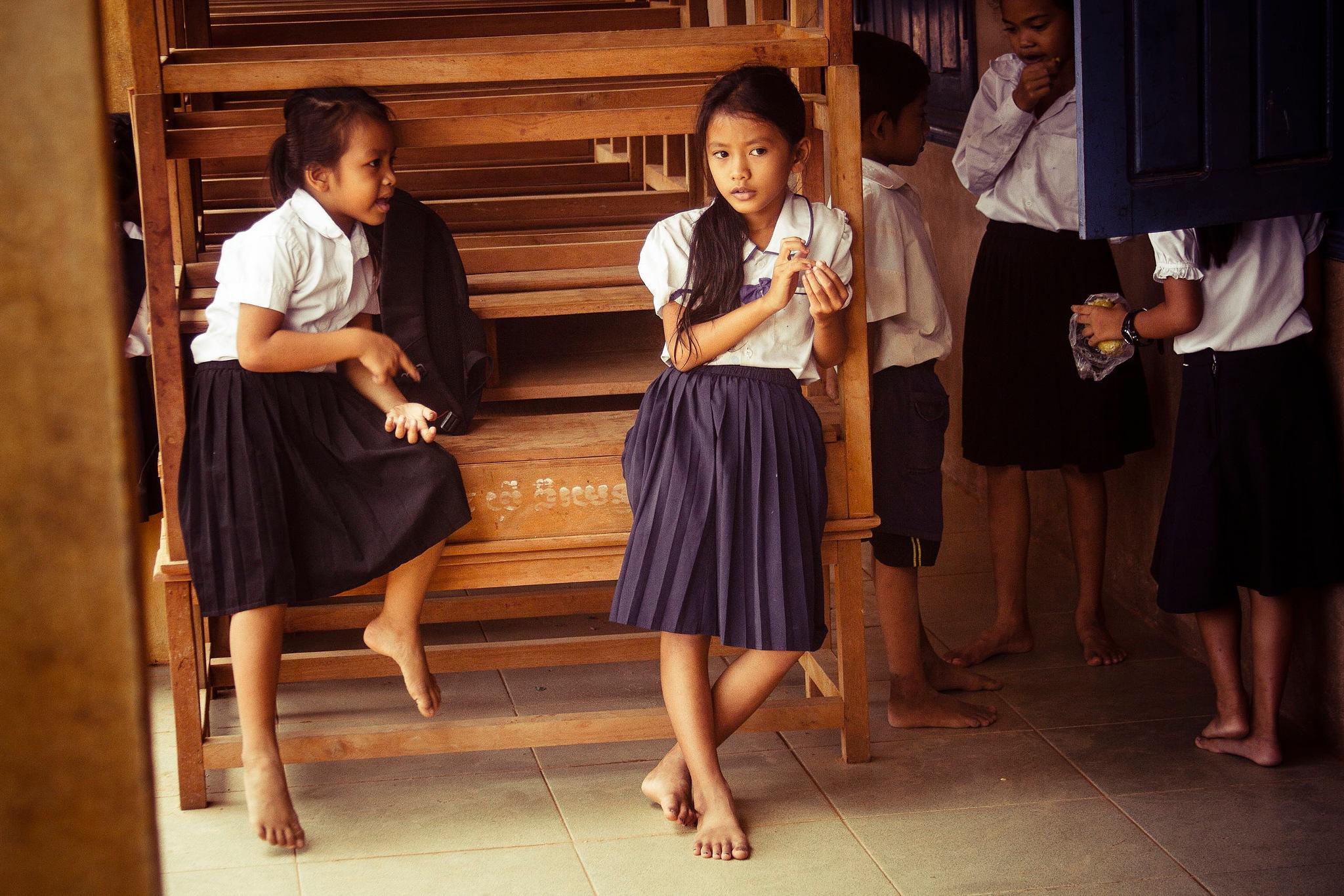 カンボジアの肖像 20170817 by wwfax photography