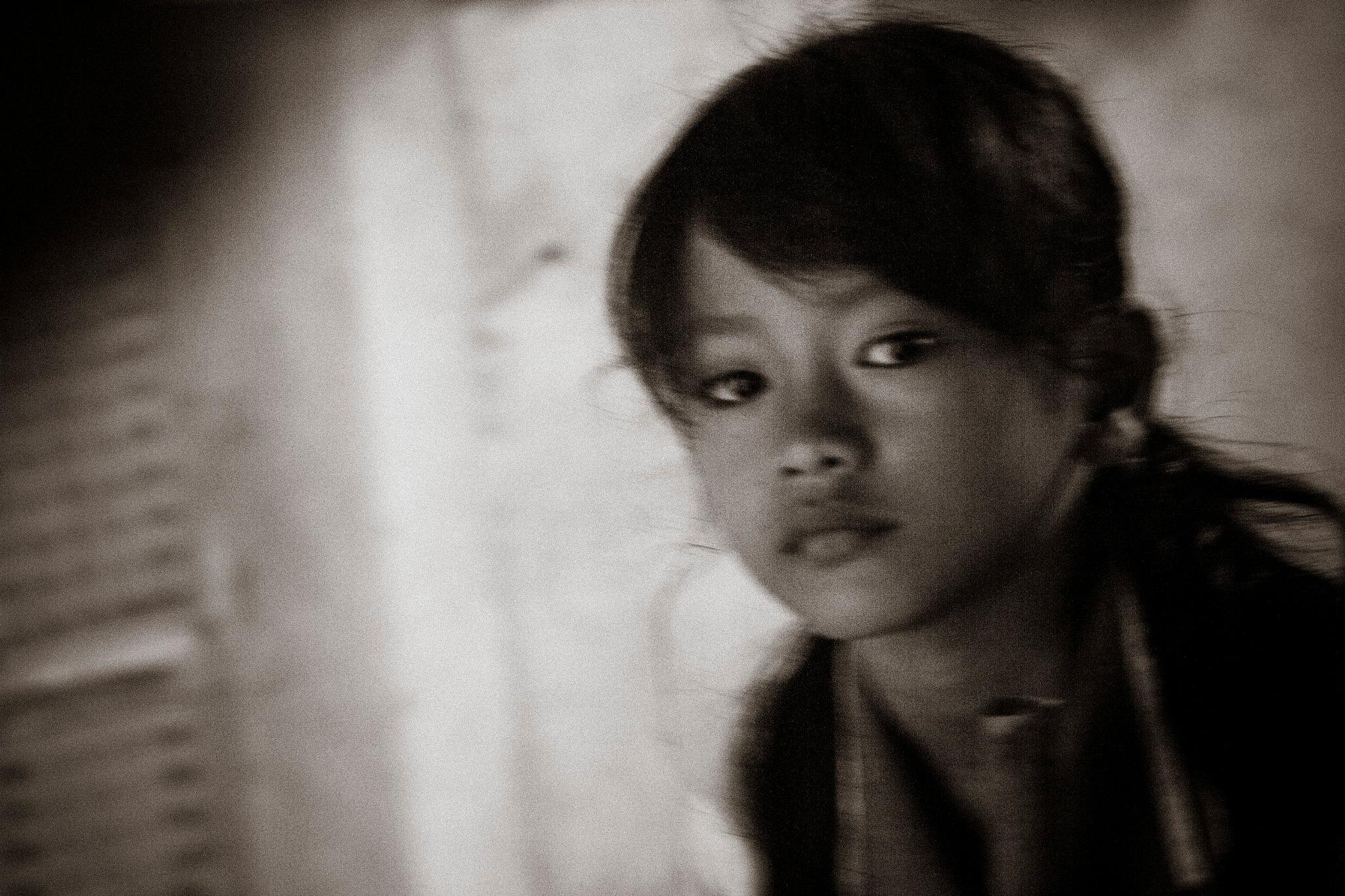 カンボジアの肖像A by wwfax photography