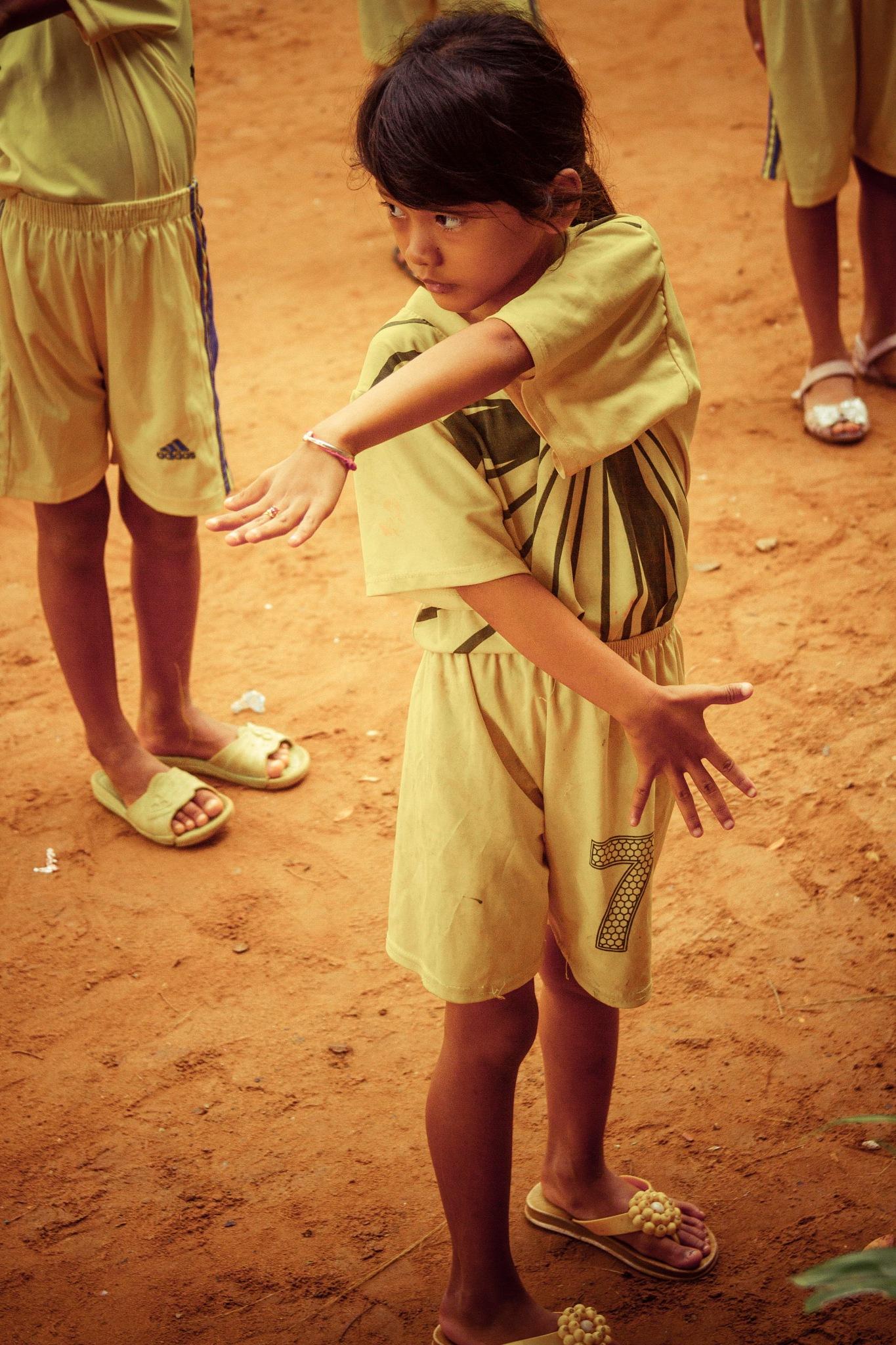 カンボジアの肖像2C by wwfax photography