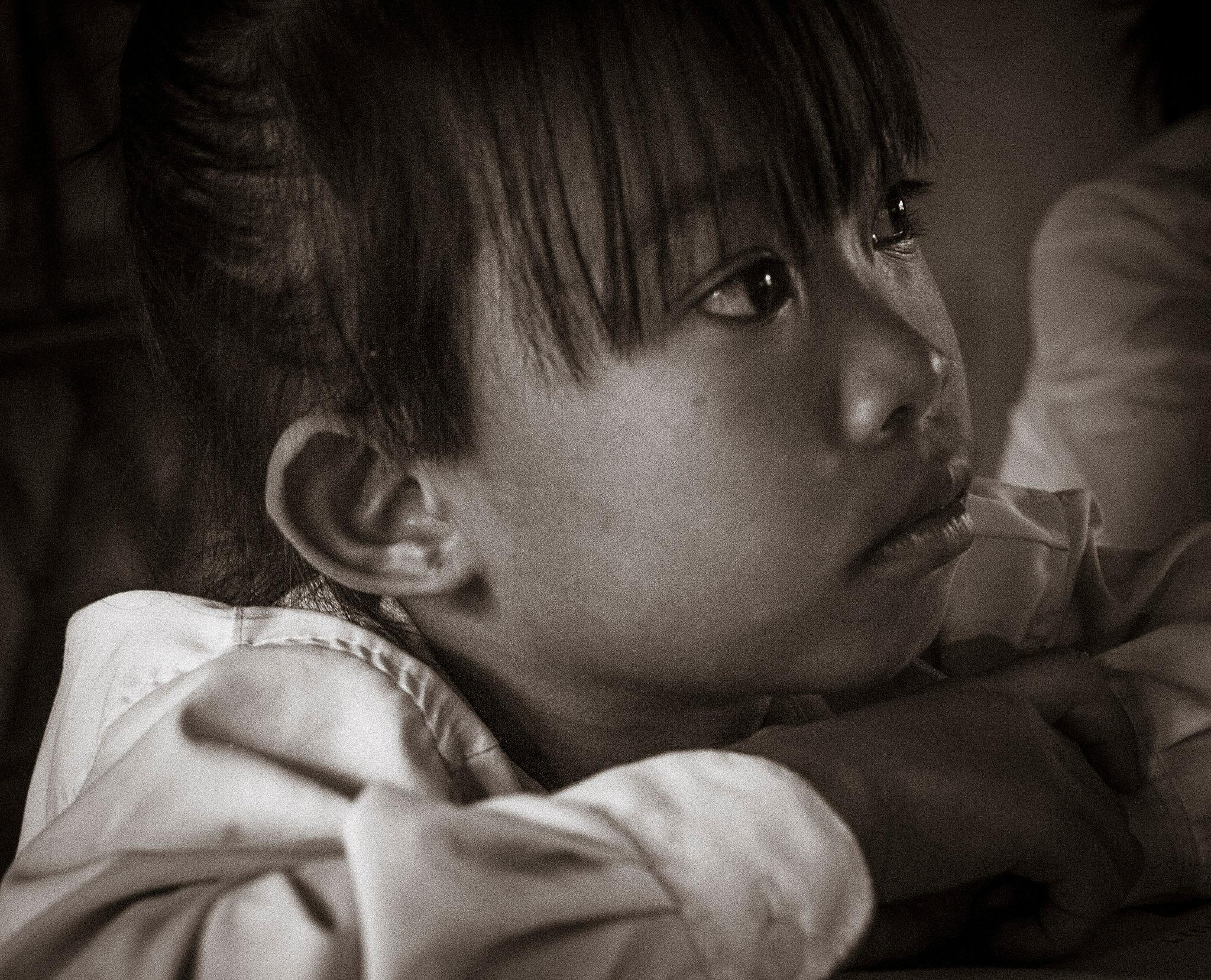カンボジアの肖像20180105A by wwfax photography