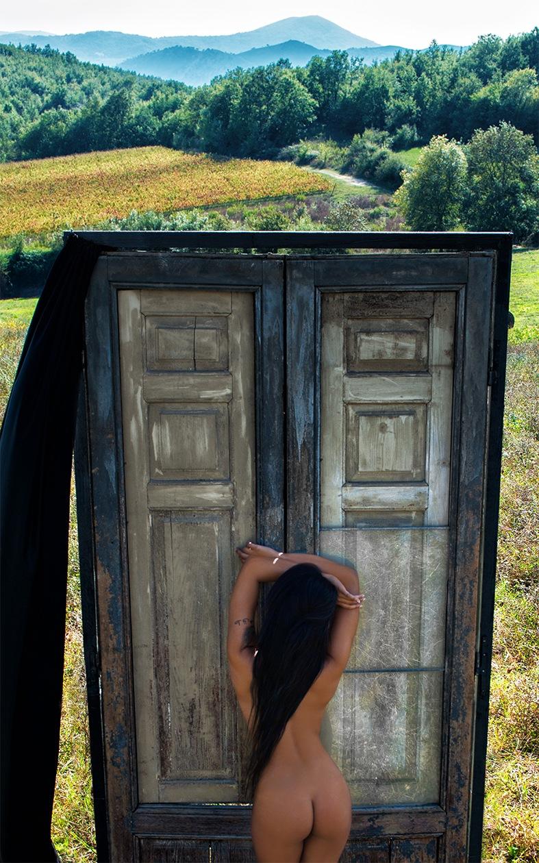 ...la porta del proibito by Ascione Rosario