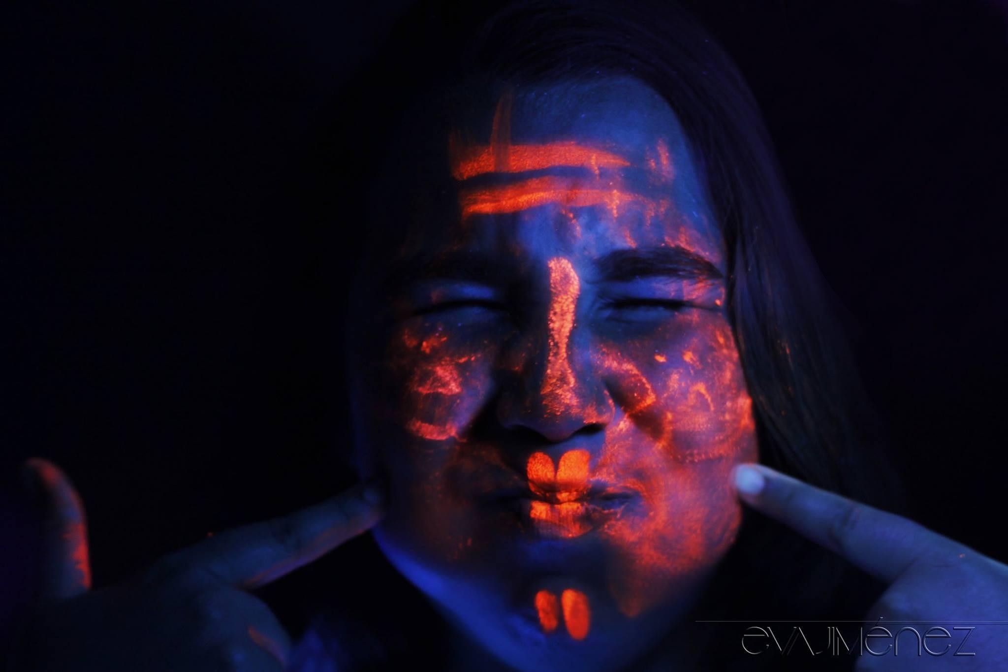 Fluorescent Inocence by Eva Jimenez