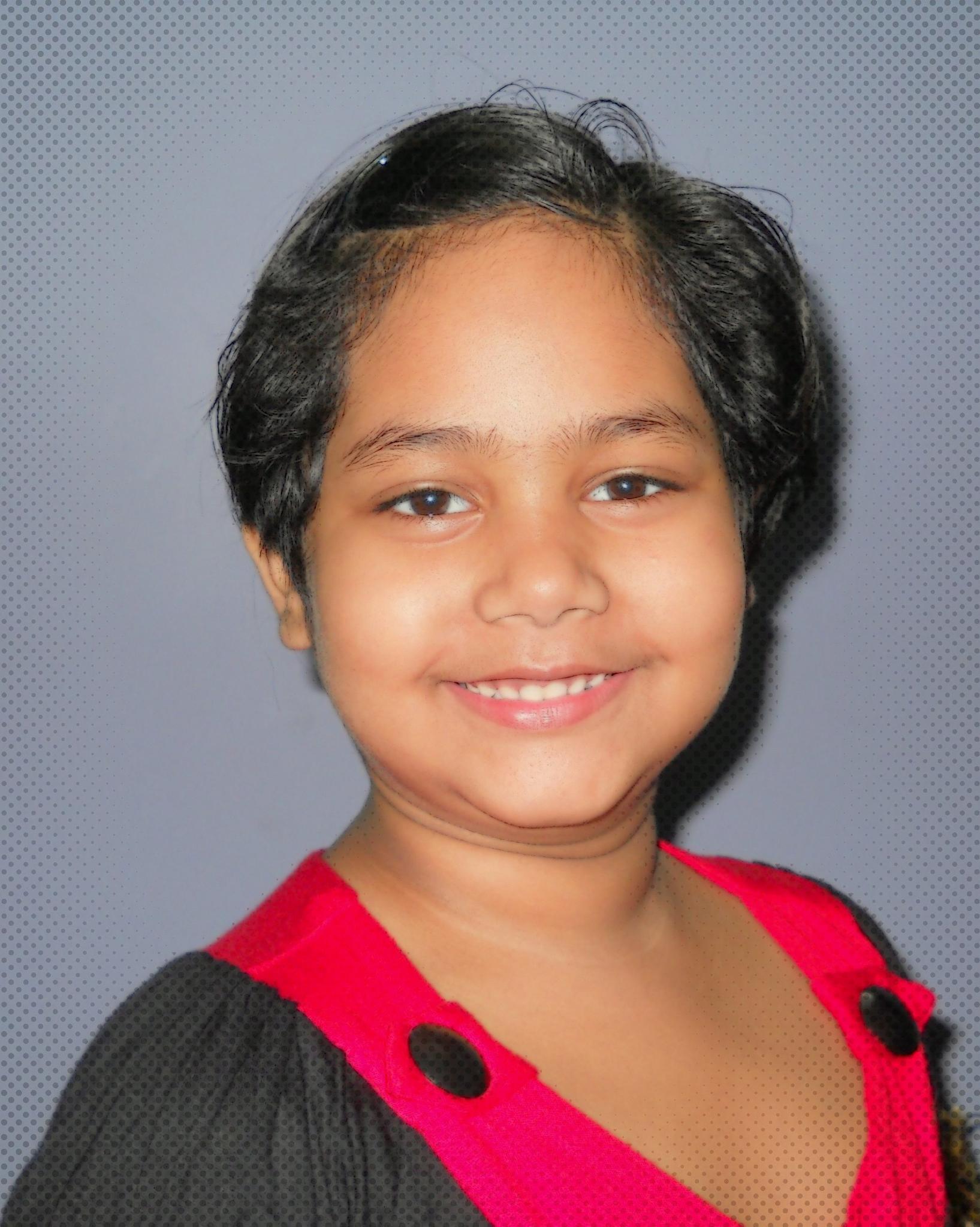 Beautyful child by swapan kumar saha
