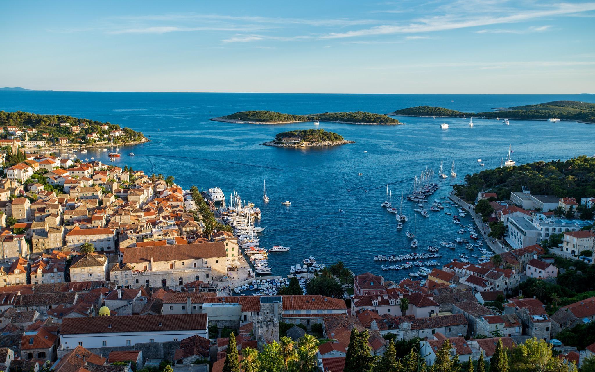 Photo in Cityscape #croatia #hrvatska #croatian islands #adriatic sea #sea #islands #hvar island #hvar #nikon d600 #nikkor 17-35/2.8