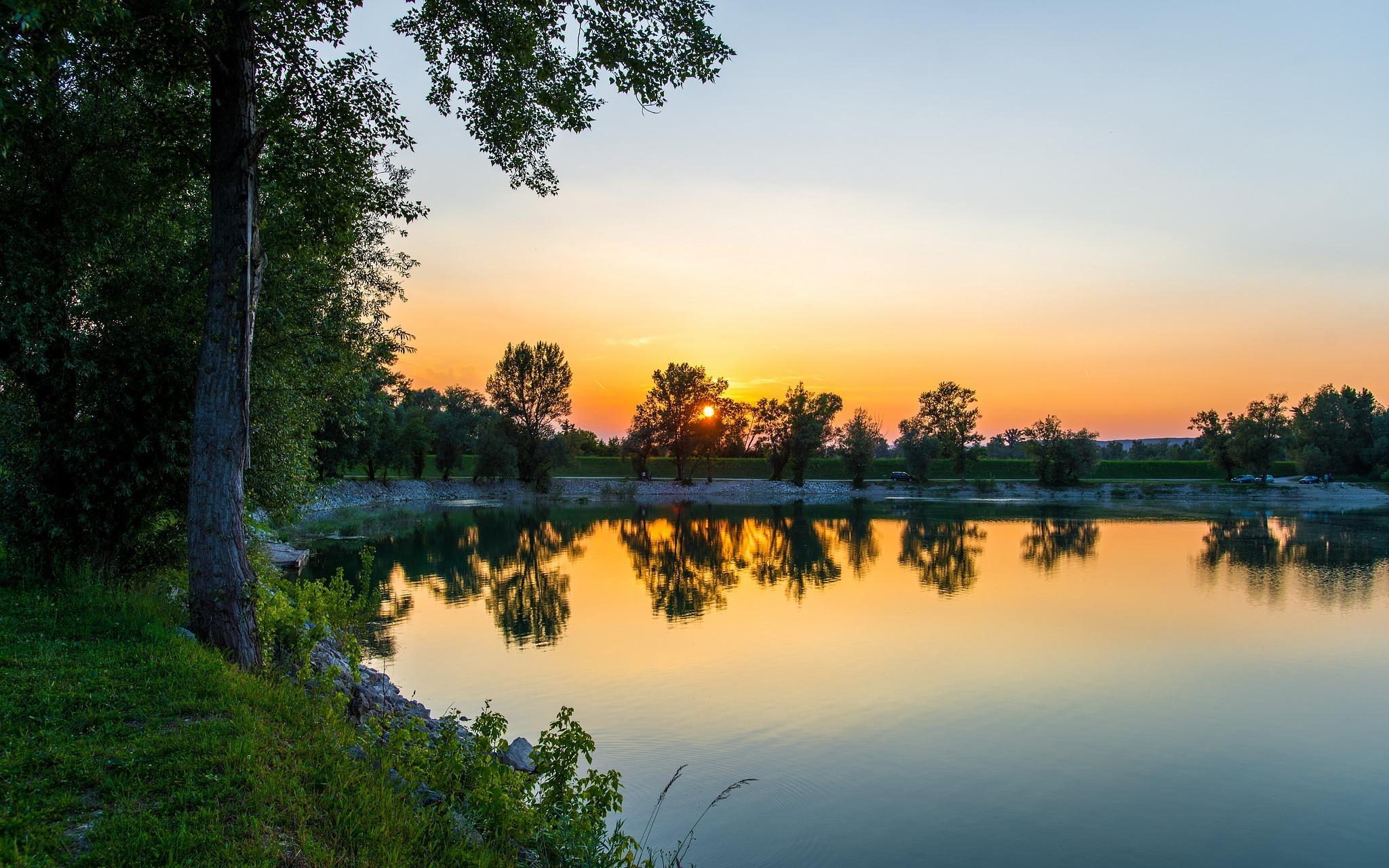 lake Zajarki by Vlado Ferencic