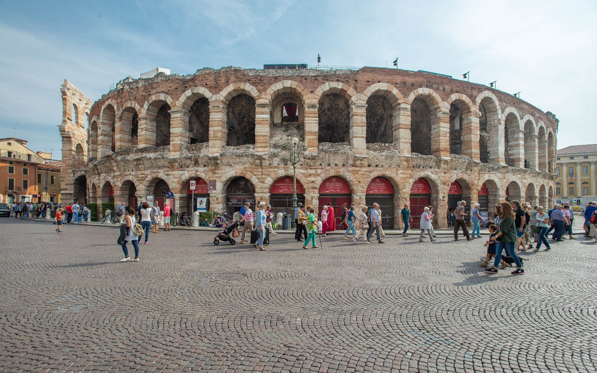 Arena di Verona by Vlado Ferencic